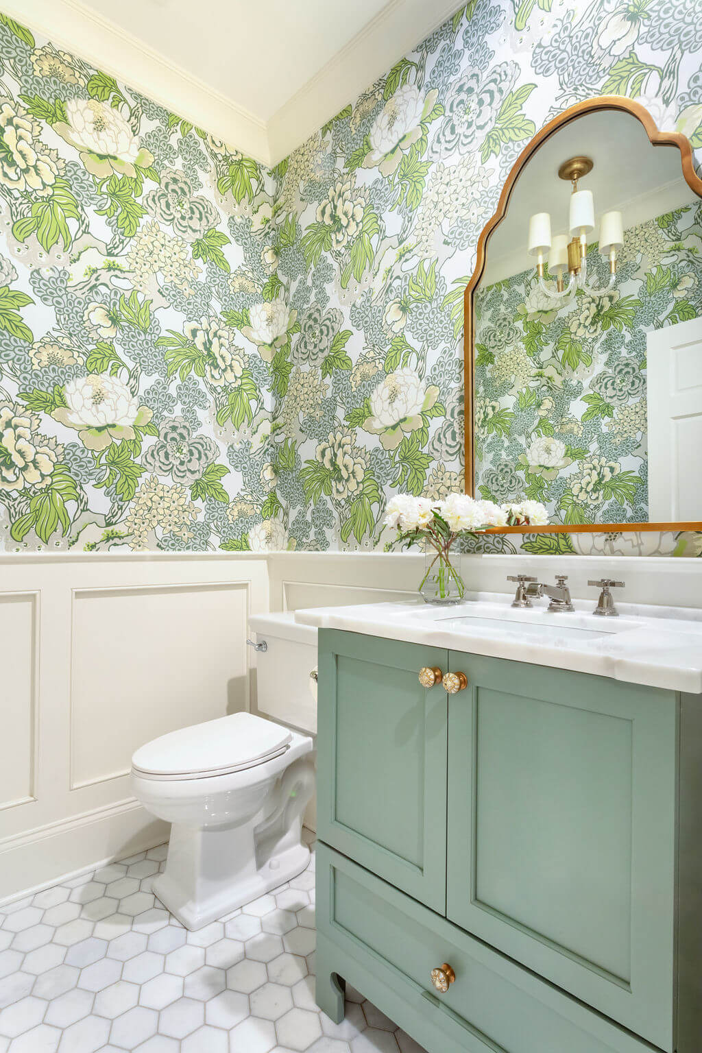 10 Next Level Bathrooms By Top Southern Designers