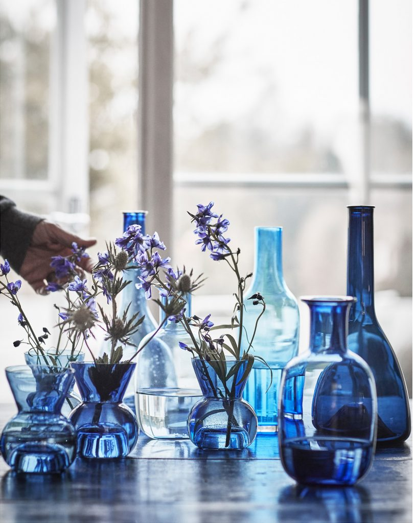 Glass Vases Ikea Currently Obsessed Ikea S Stockholm 2017 Collection Styled To