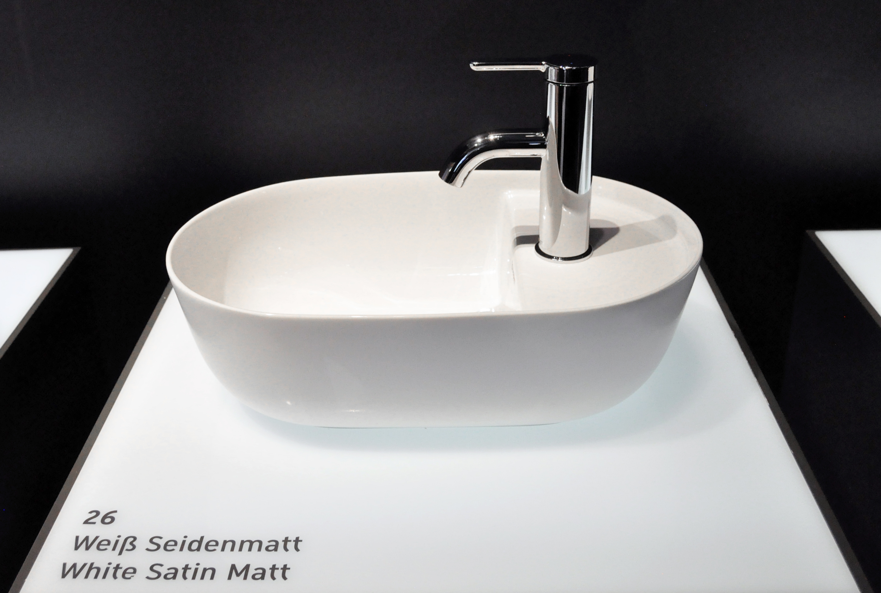 Aufsatzwaschbecken Duravit The Newest Washbasin Design At The Ish 2017 Stylepark