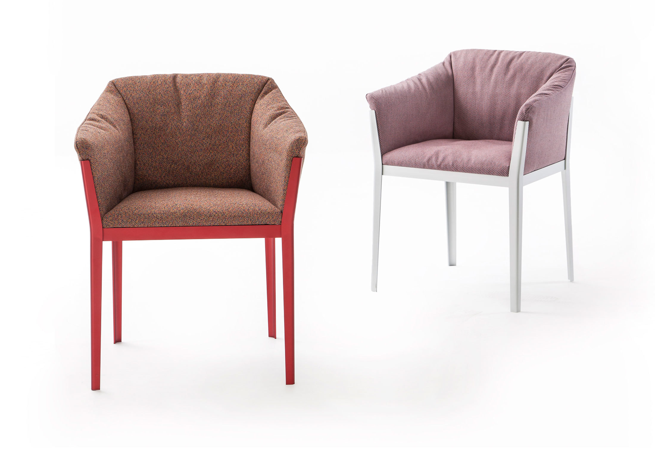 Small Armchair Cotone Small Dining Armchair By Cassina Stylepark