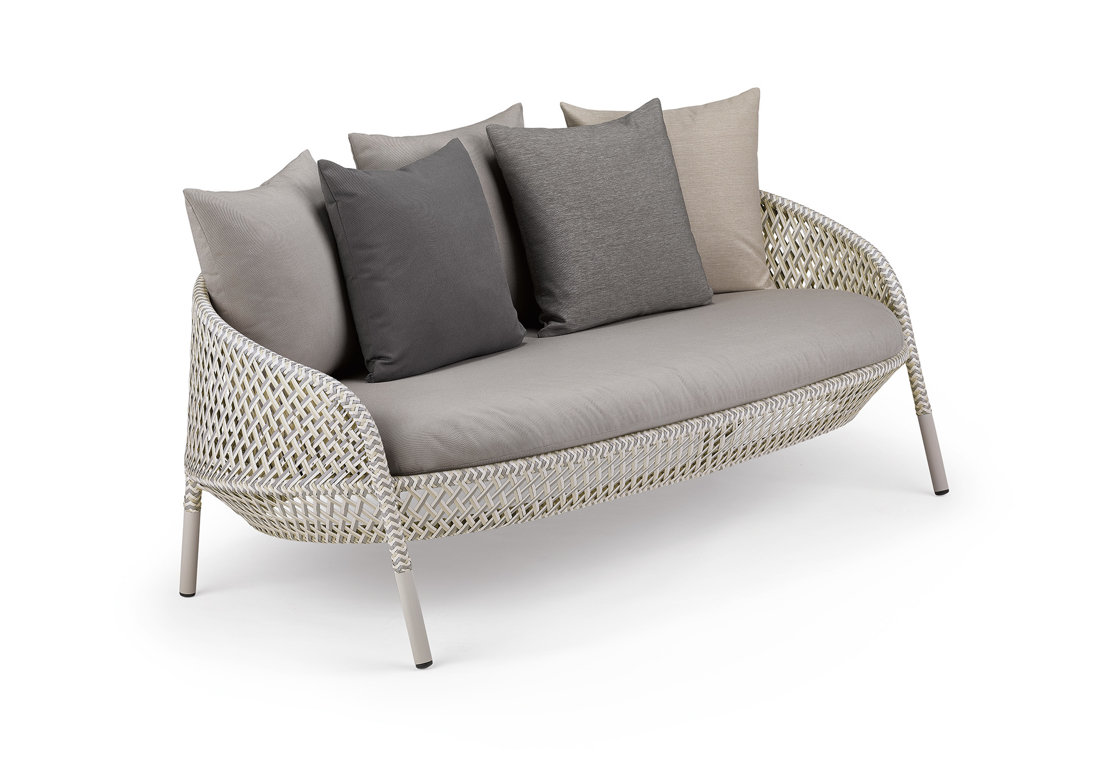 Lounge Sofa 2 Sitzer Outdoor Ahnda 2-seater By Dedon | Stylepark