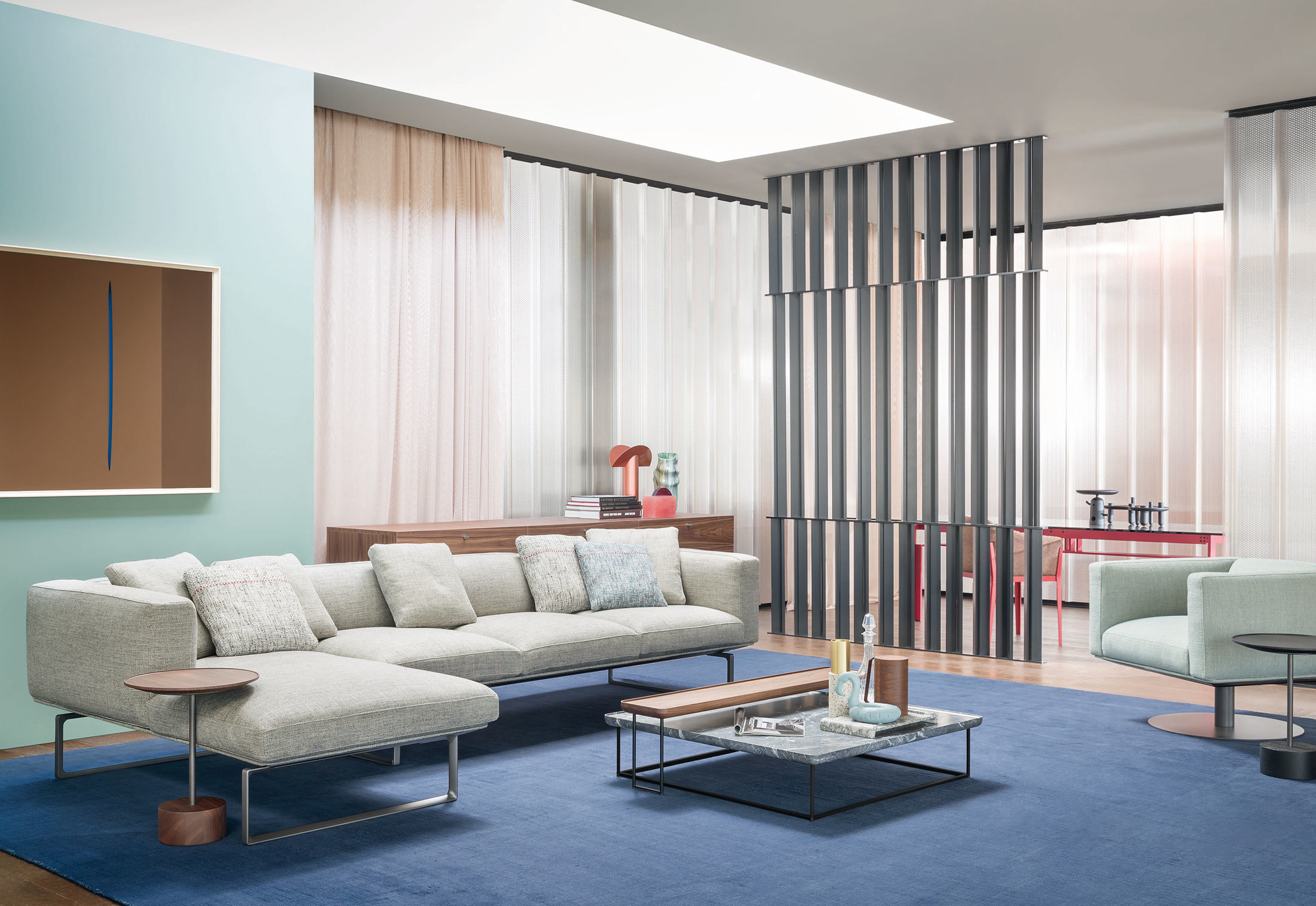 Piero Lissoni Modular Sofa 8 Sofa By Cassina Stylepark