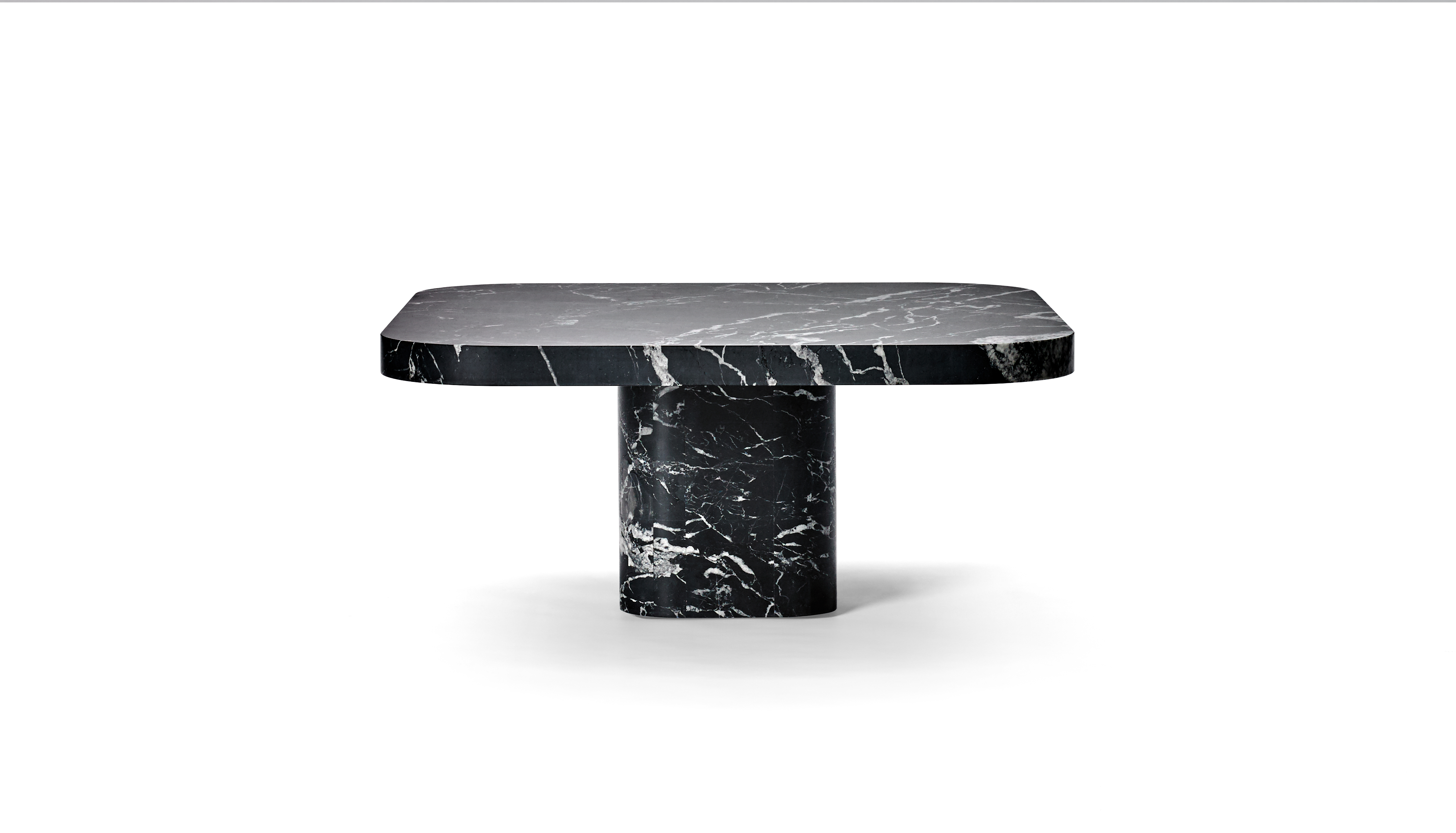 Couchtisch Industry Bow Coffee Table Marble By Classicon Stylepark
