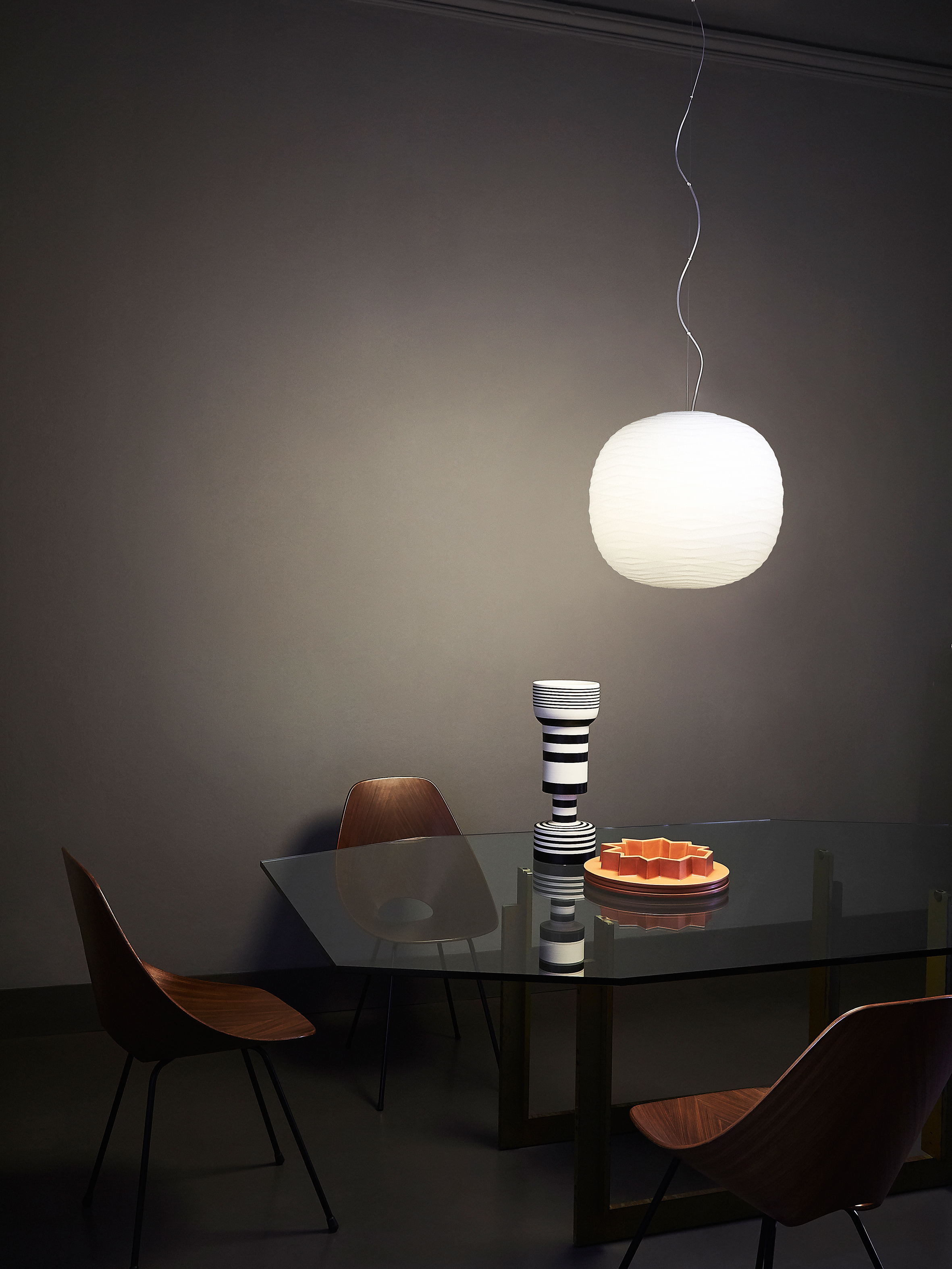 Foscarini Lights Gem Pendant Lamp By Foscarini Stylepark