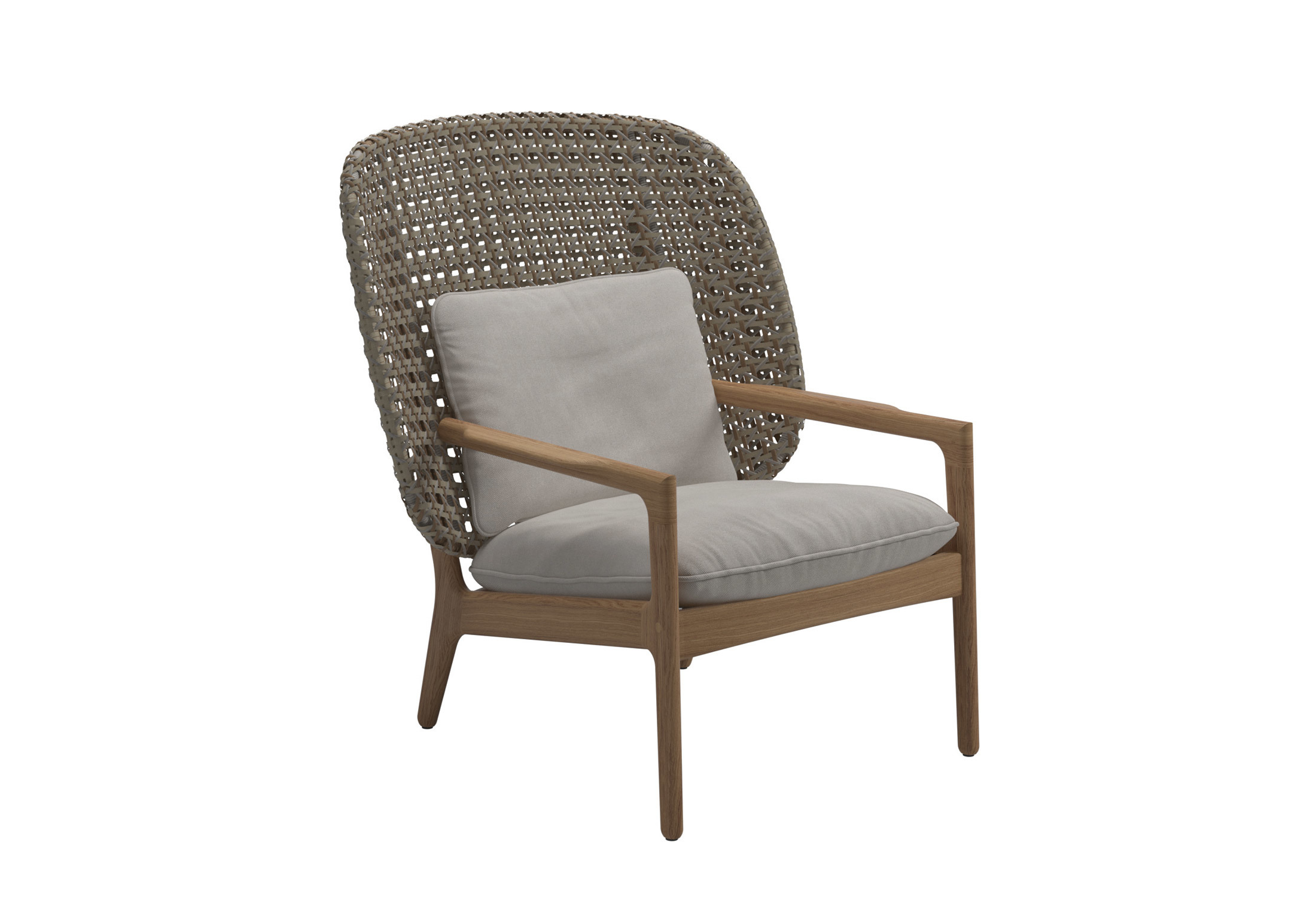 Hoher Sessel Kay Hoher Sessel Von Gloster Furniture Stylepark