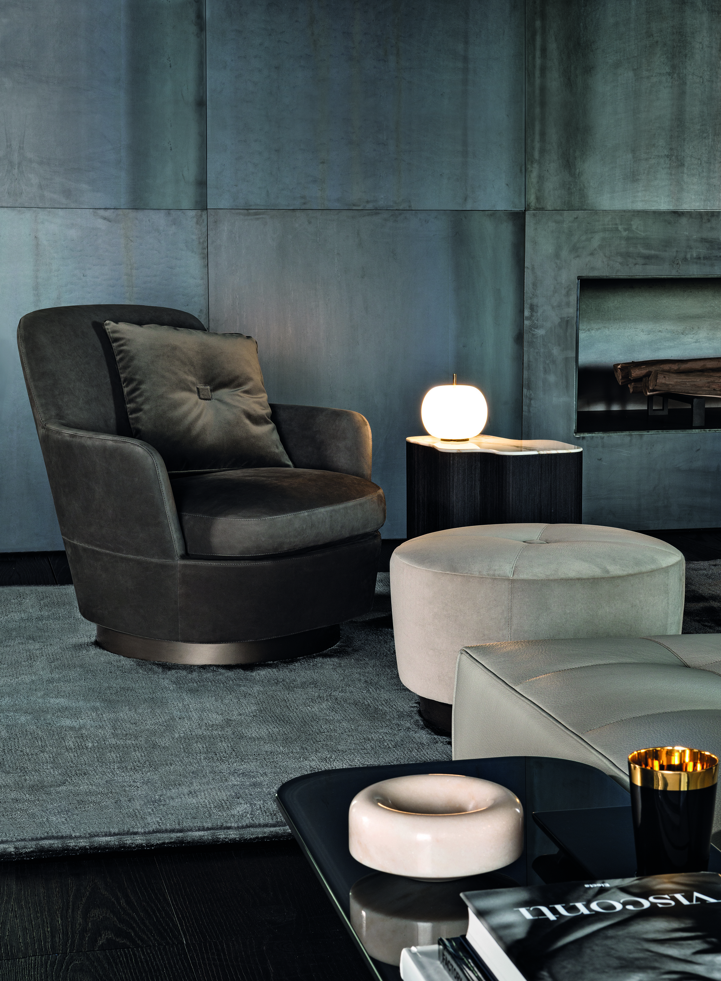 Entertainment Sessel Jacques Sessel By Minotti Stylepark