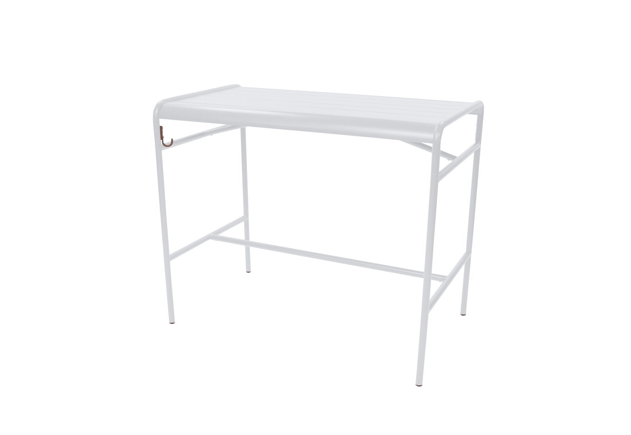 Table Luxembourg Luxembourg High Table 126x73 By Fermob Stylepark
