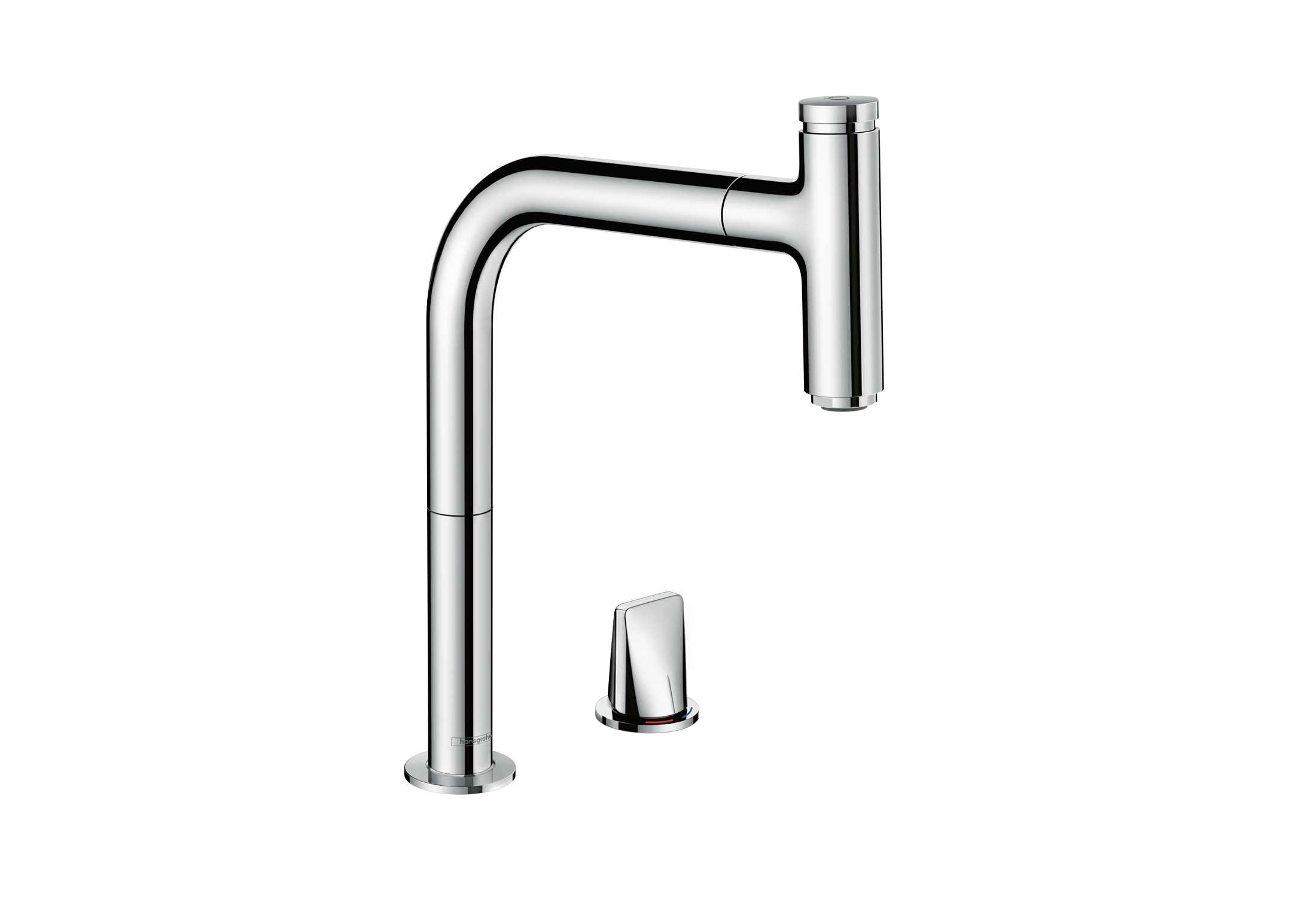 Küchen 123 M7119 H200 Select 200 Kitchen Mixer By Hansgrohe Stylepark