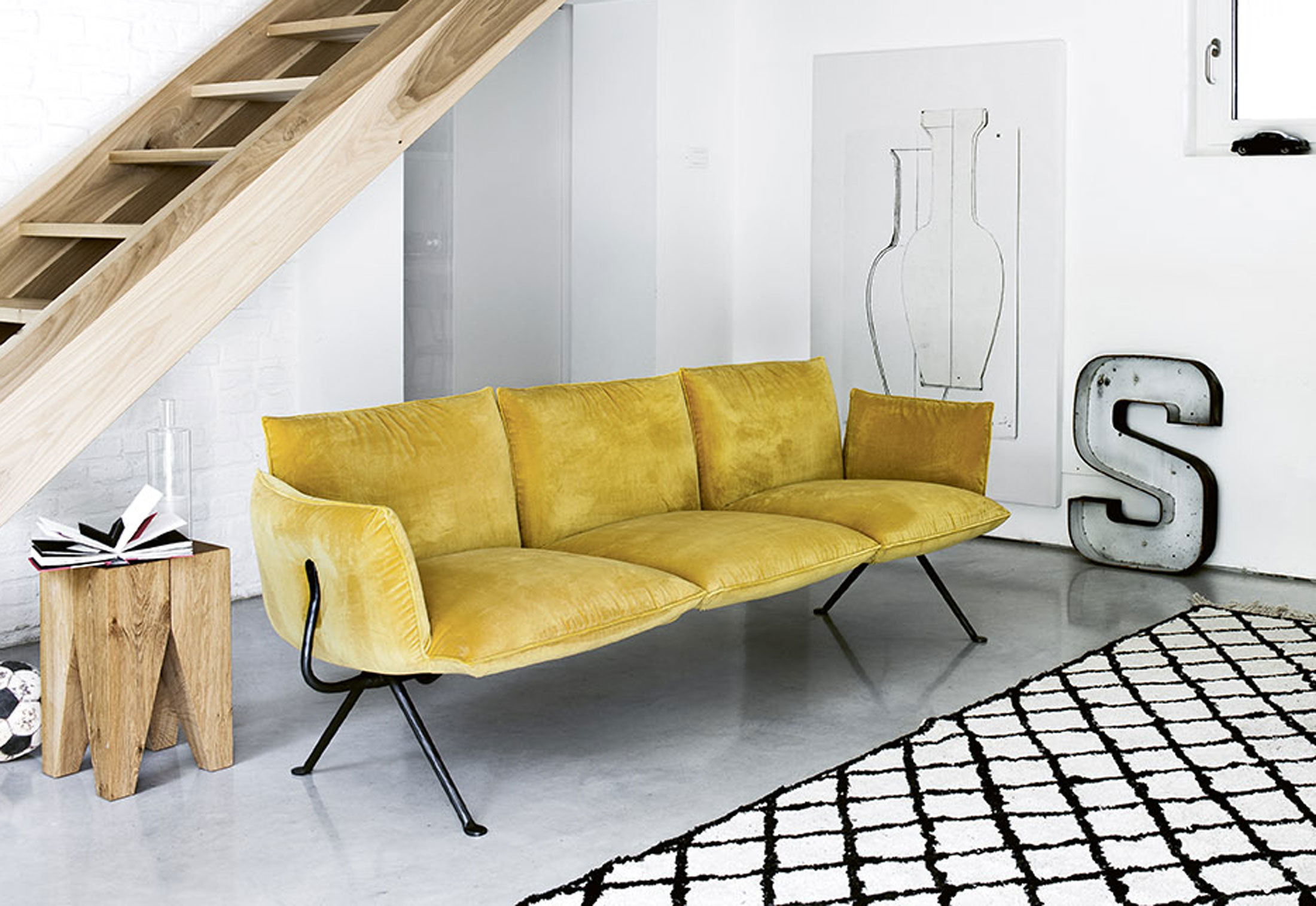 Urban Elements Sofa Officina Sofa By Magis | Stylepark