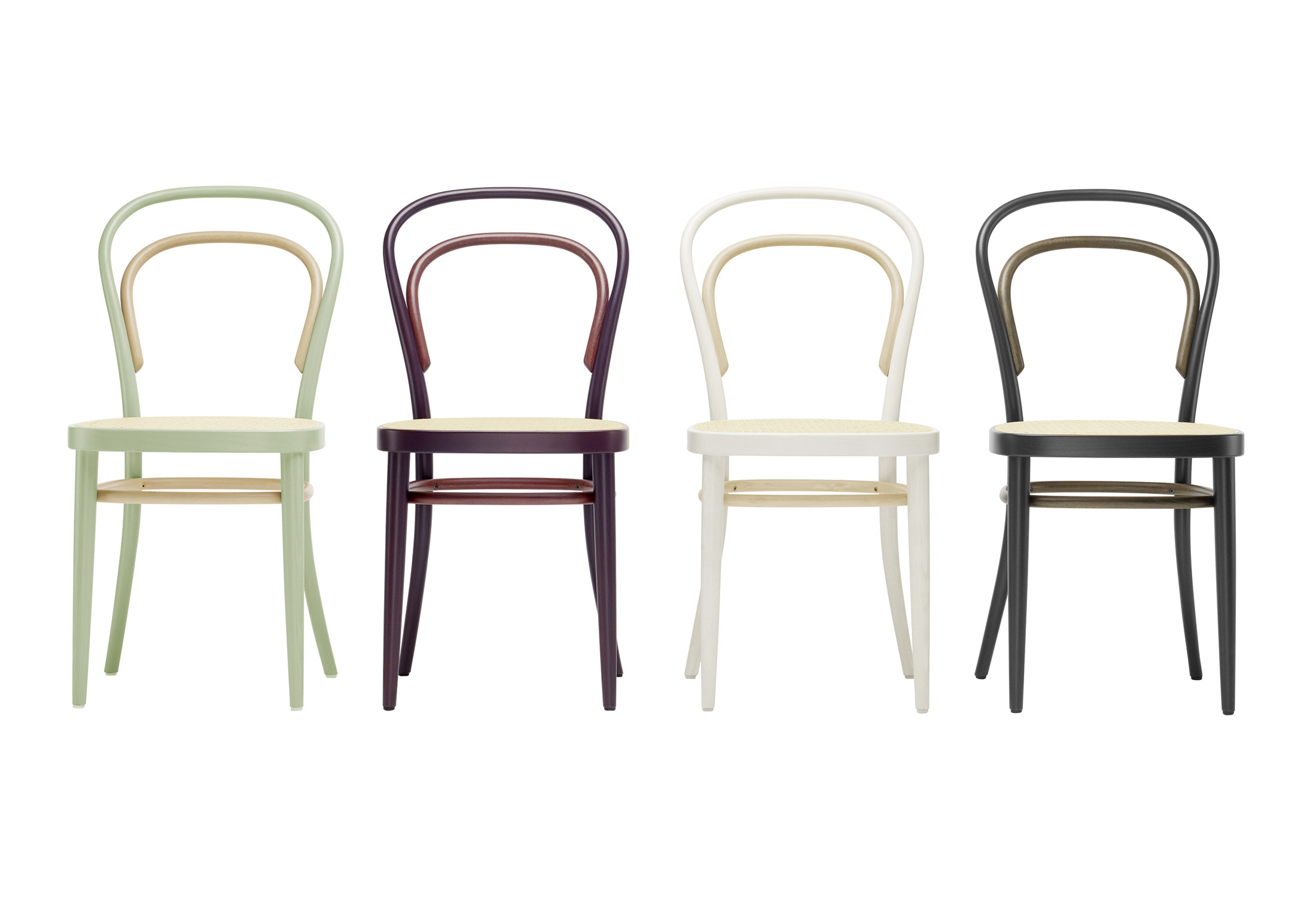 Thonet Jobs 214 Two Tone By Thonet Stylepark
