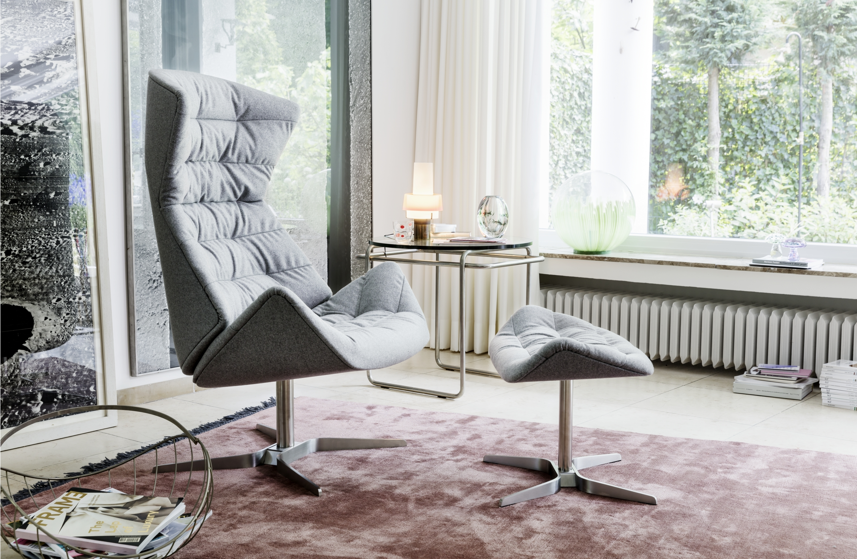 Lounge-sessel 808 808 By Thonet Stylepark