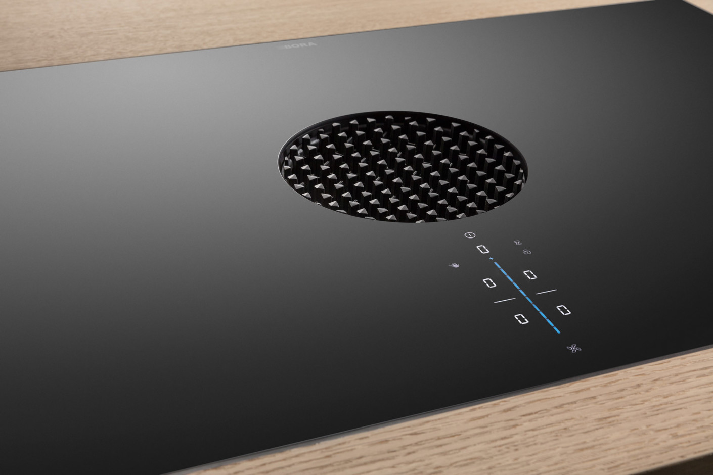 Bora X Pure Surface Induction Cooktop With Integrated