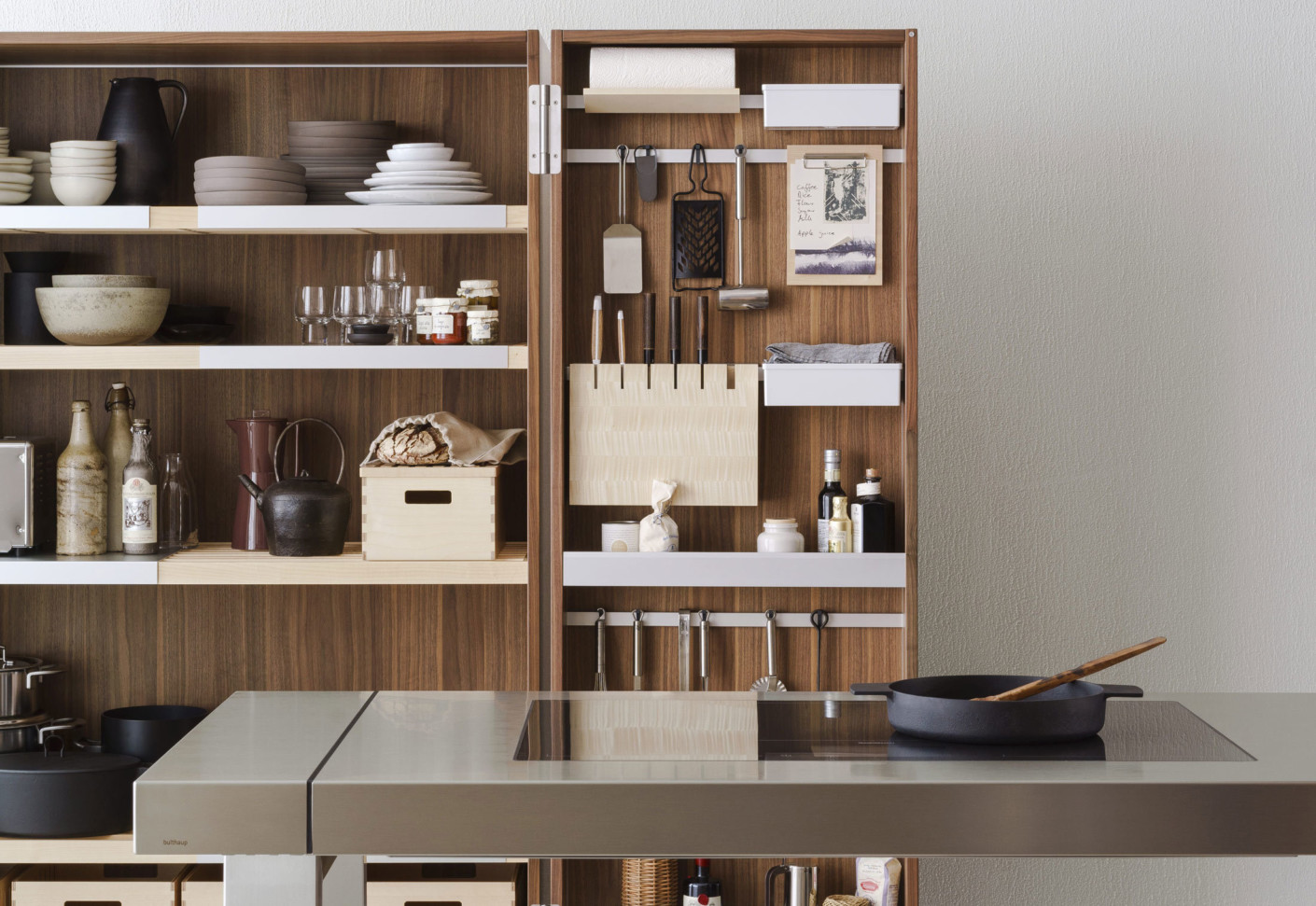 Outdoor Schrank Bulthaup B2 Kitchen Tool Cabinet By Bulthaup | Stylepark