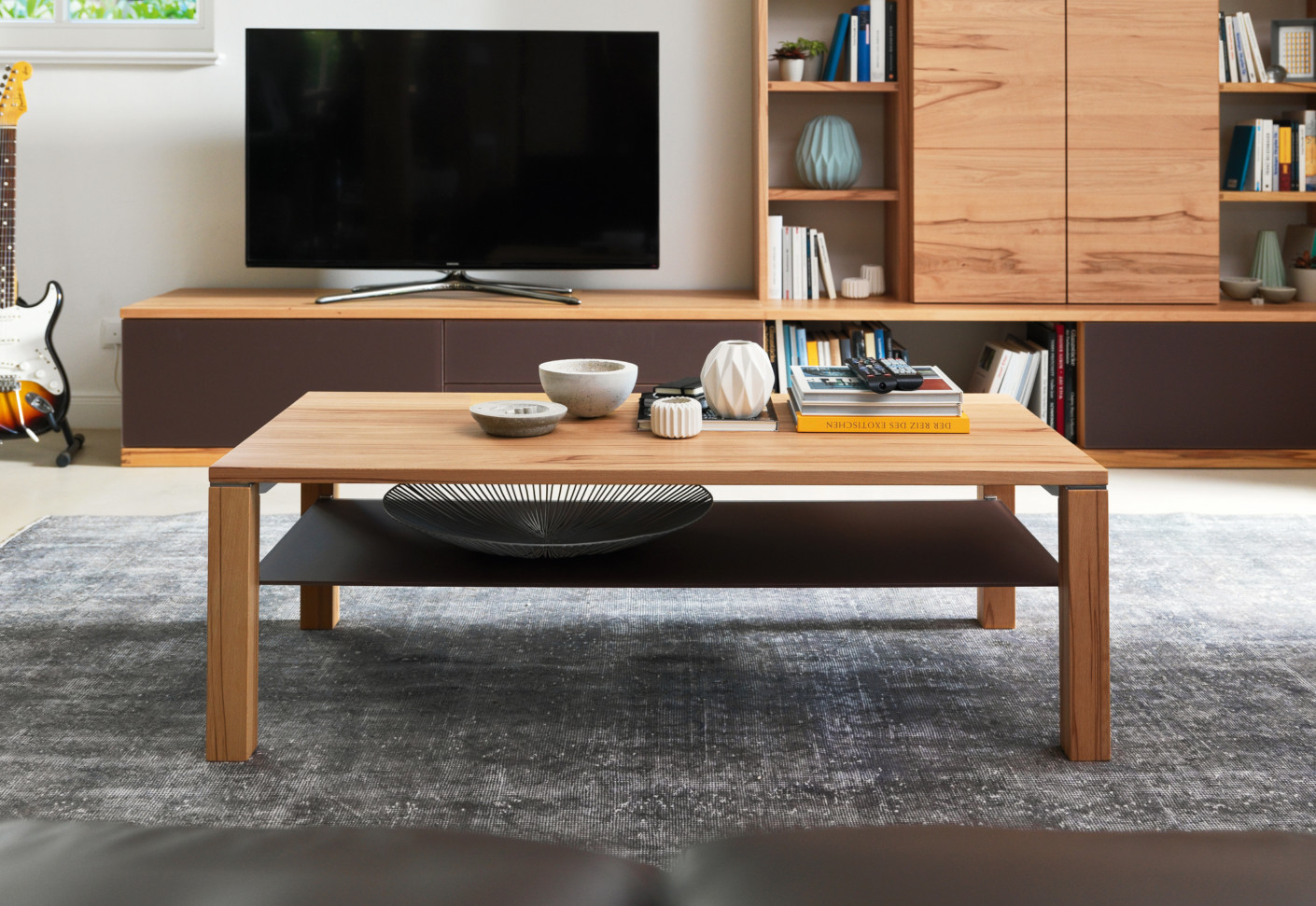 Couchtisch Kubus Cubus Coffee Table By Team 7 Stylepark