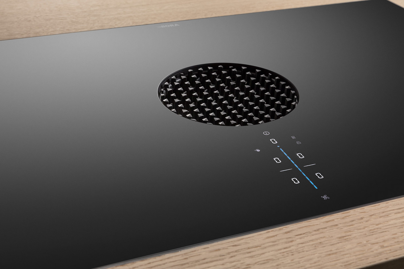 Bora Basic Biu Preis Bora X Pure - Surface Induction Cooktop With Integrated Cooktop Extractor By Bora | Stylepark