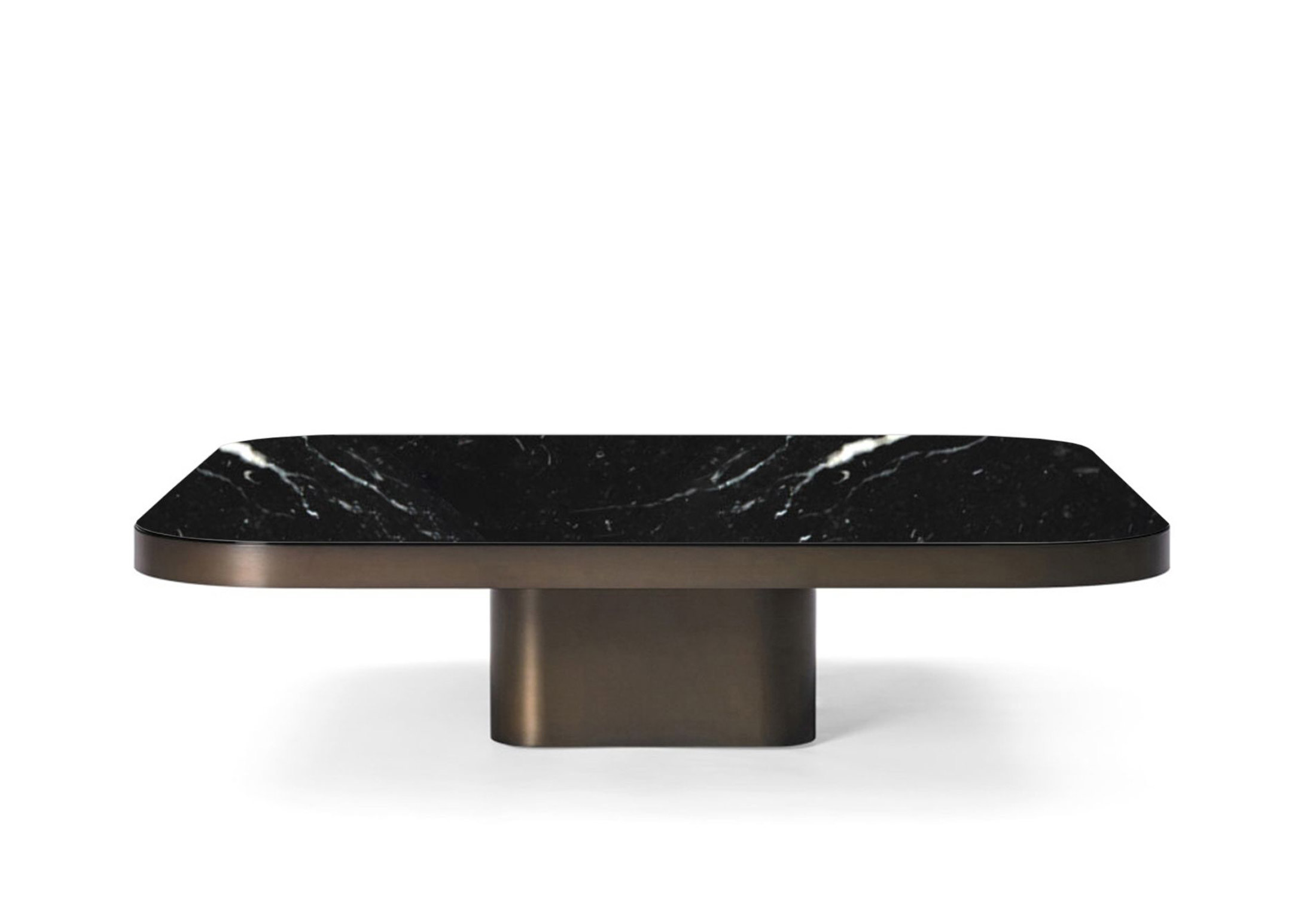 Couchtisch Panama Iv Bow Coffee Table Marble By Classicon Stylepark