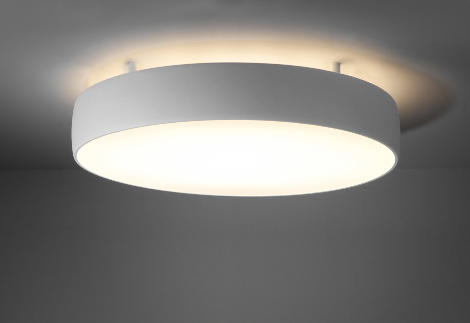Schlafzimmer Lampe Hell Flat Moon Ceiling Lamp Indirect By Modular Lighting