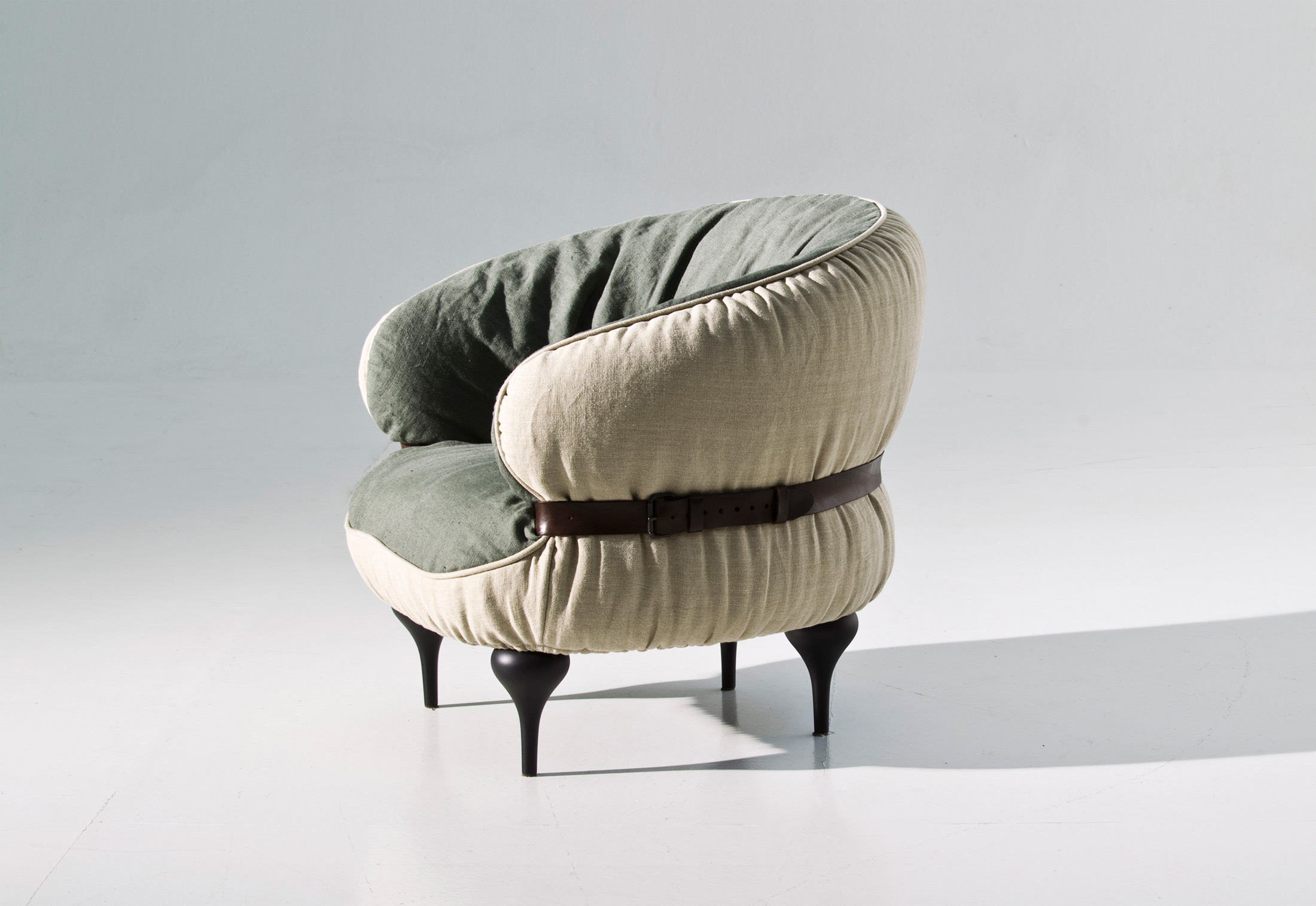 Moroso Sessel Diesel Collection Chubby Chic Armchair By Moroso Stylepark
