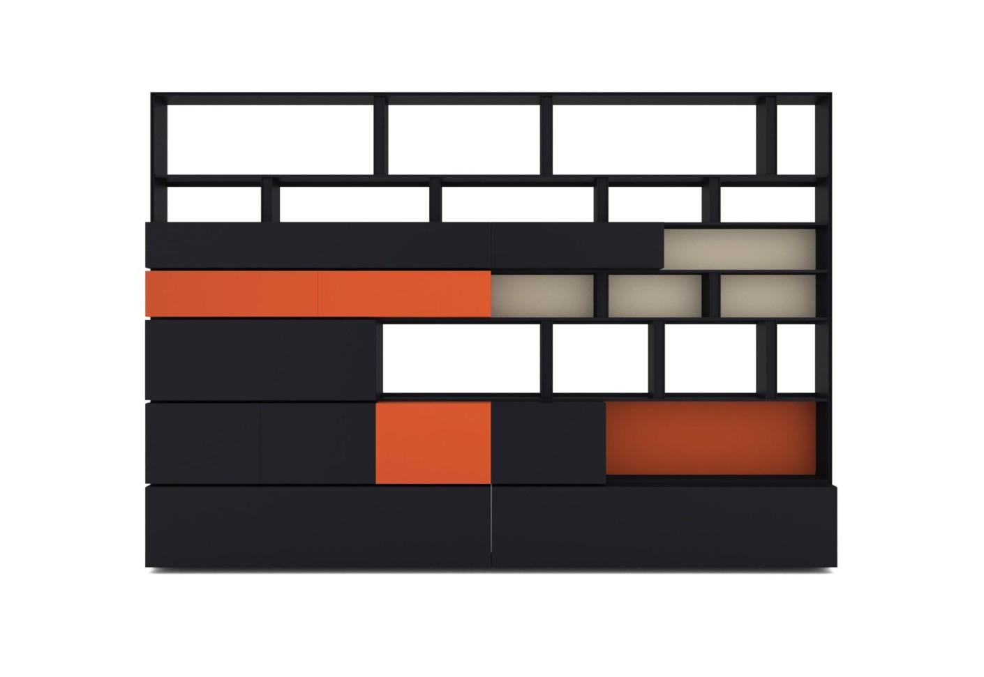 Line shelf by albed stylepark