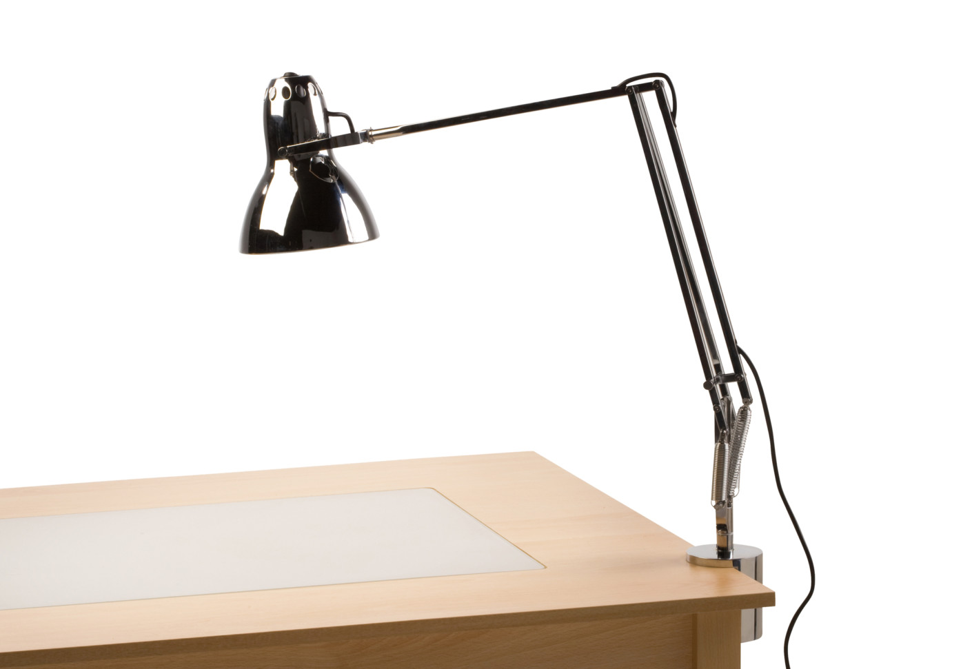 Clamp Light Type 3 Table Light With Table Clamp By Anglepoise Stylepark