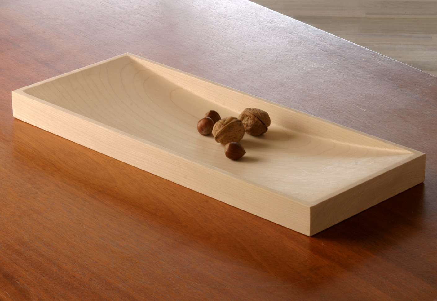 Wooden Tray By Architectmade Stylepark