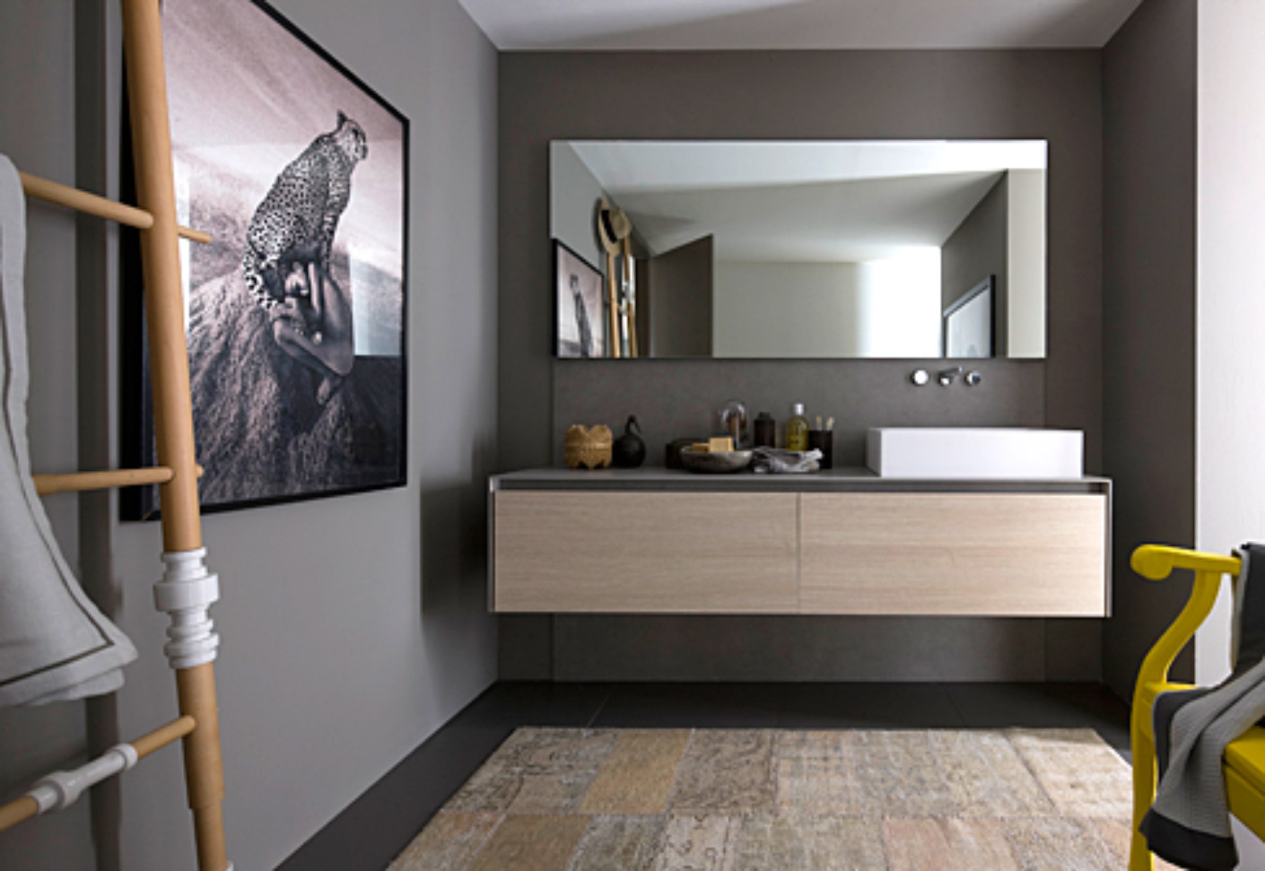 Fliesen Bad Naturtöne Gamma Bathroom Wood By Arclinea Stylepark