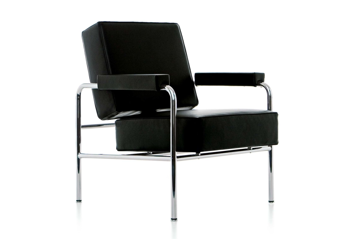 Lc 2 Sessel Lc13 Fauteuil Wagon Fumoir Von Cassina | Stylepark