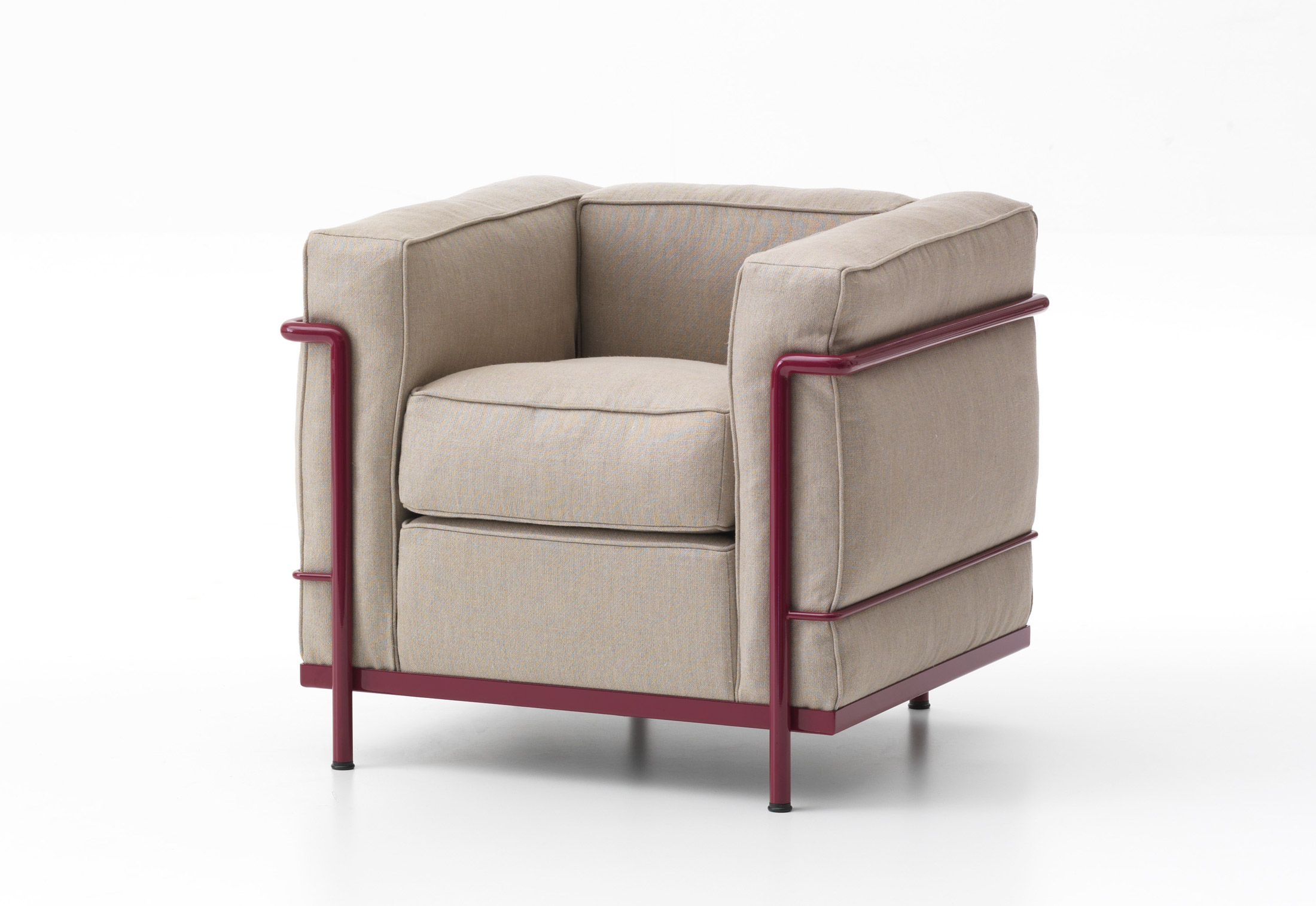 Le Corbusier Sessel Lc2 Lc2 By Cassina Stylepark