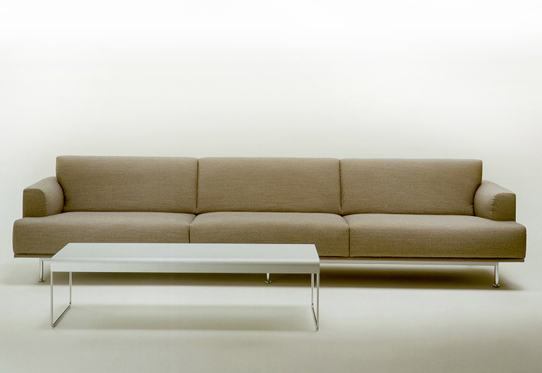 3 Sofas Nest 3 Seater Sofa By Cassina Stylepark
