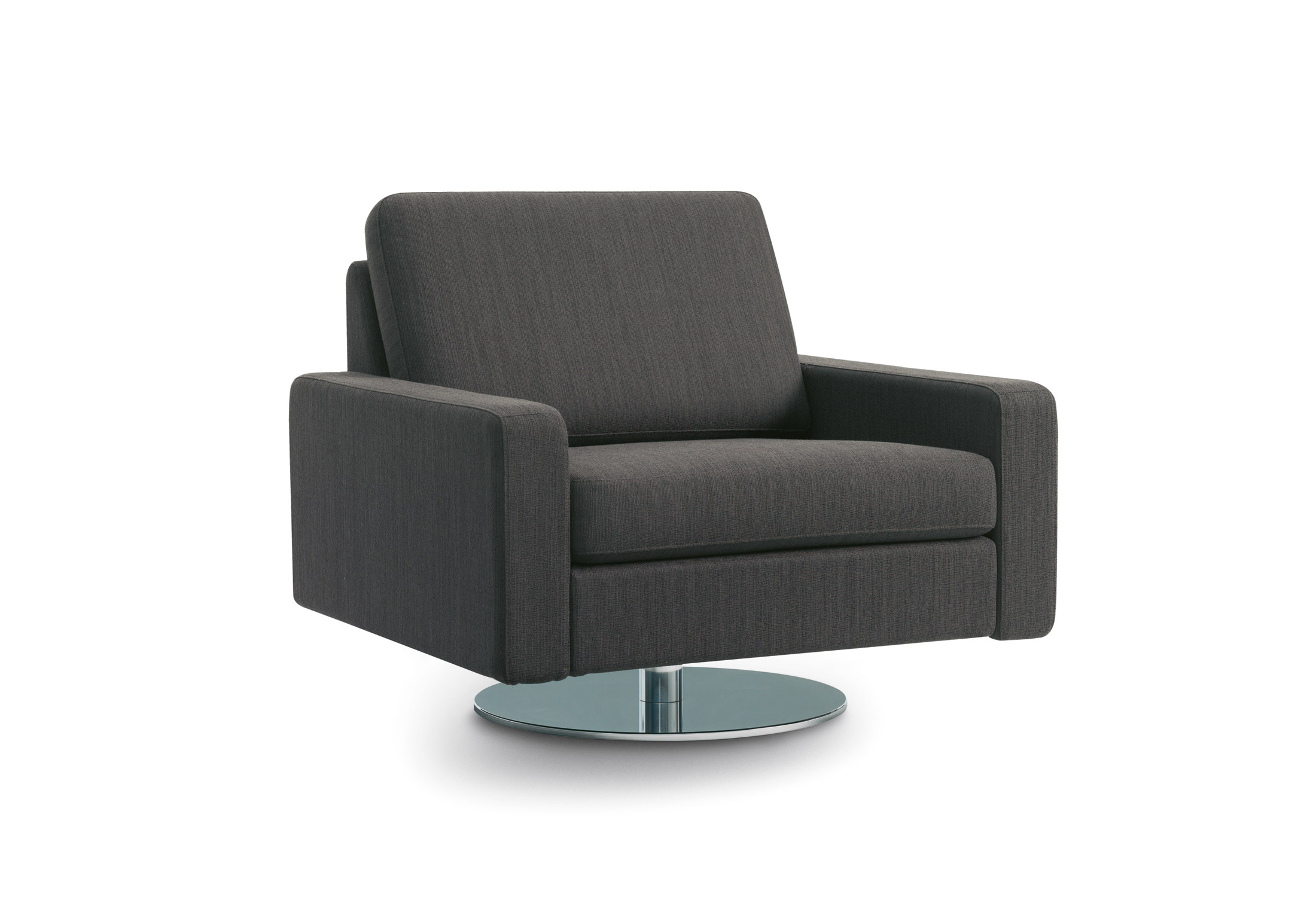 Cor Sessel Conseta Armchair With Rotatory Plate By Cor Stylepark
