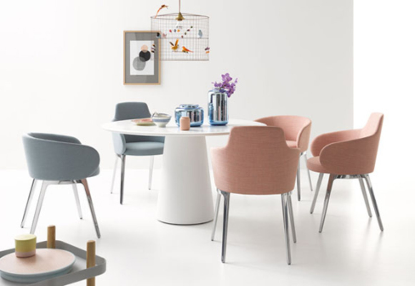 Essstühle Modern Conic Table Round By Cor Stylepark