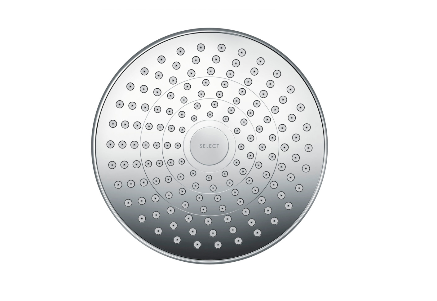 Hansgrohe Croma 2jet Croma Select S 180 2jet Overhead Shower By Hansgrohe Stylepark