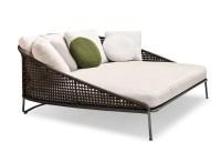 Aston Cord Outdoor sofa deep by Minotti | STYLEPARK
