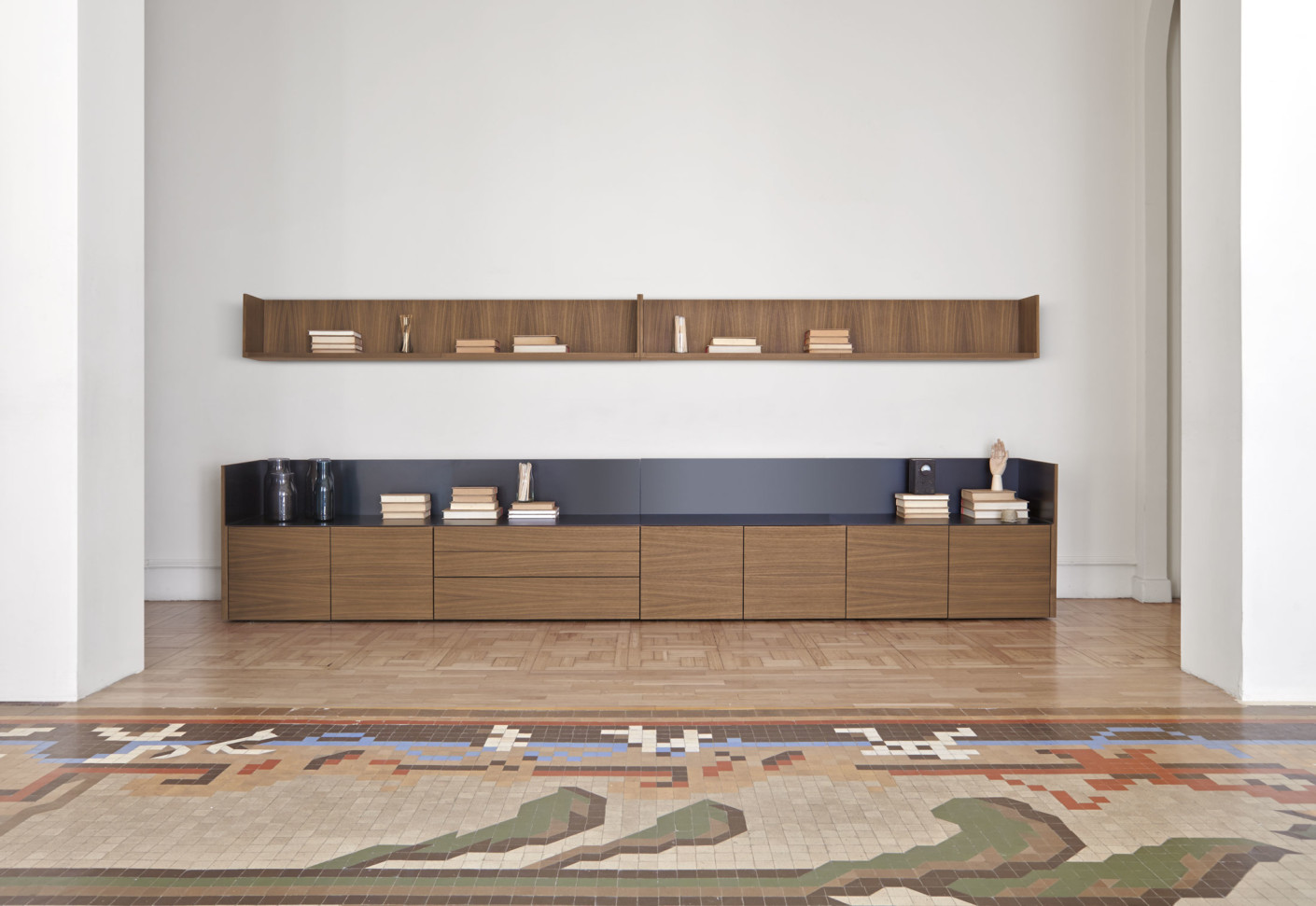 Langes Sideboard Stockholm Sideboard Long By Punt Stylepark