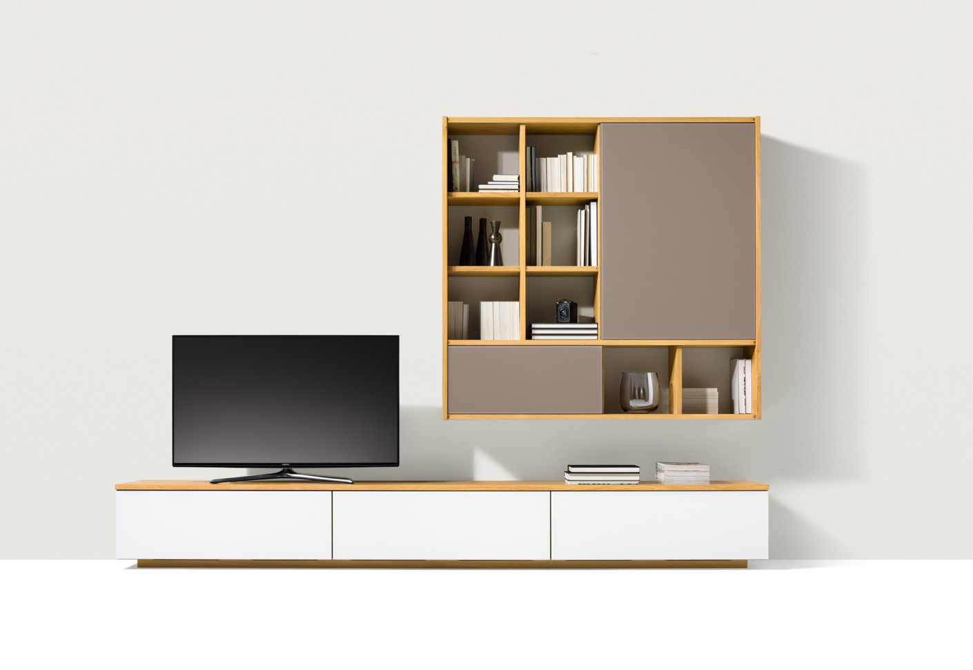 Team 7 Cubus Cubus Pure Wall Unit By Team 7 Stylepark