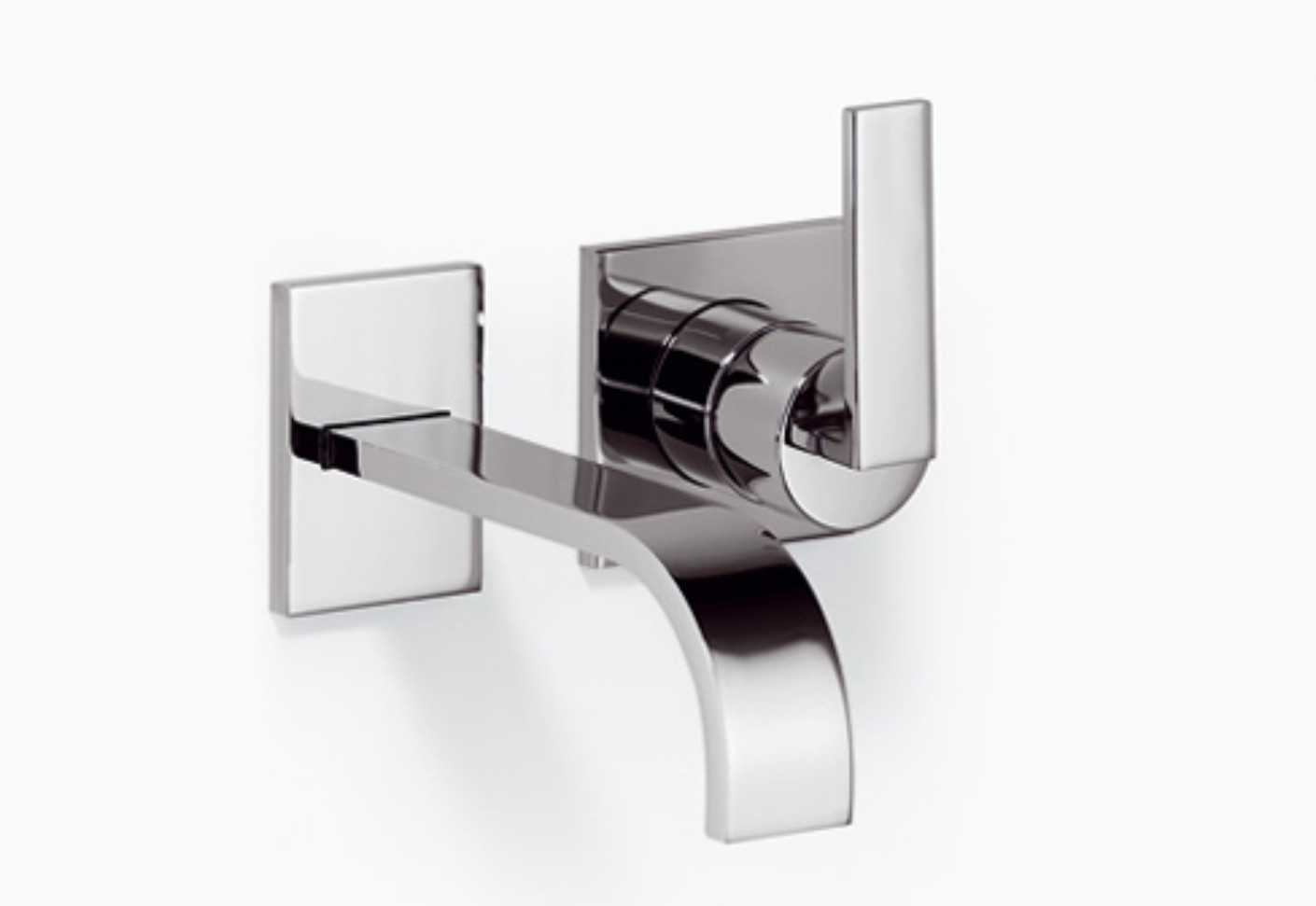 Dornbracht Mem Mem Wall Mounted Single Lever Basin Mixer 2 Pieces By Dornbracht