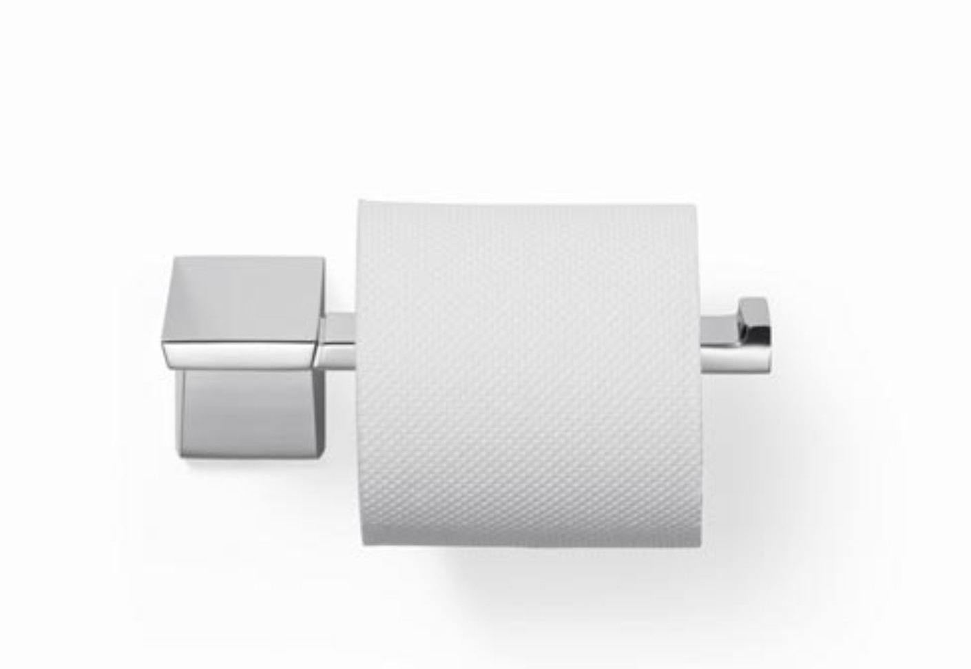 Covered Toilet Paper Storage Supernova Tissue Holder Without Cover By Dornbracht