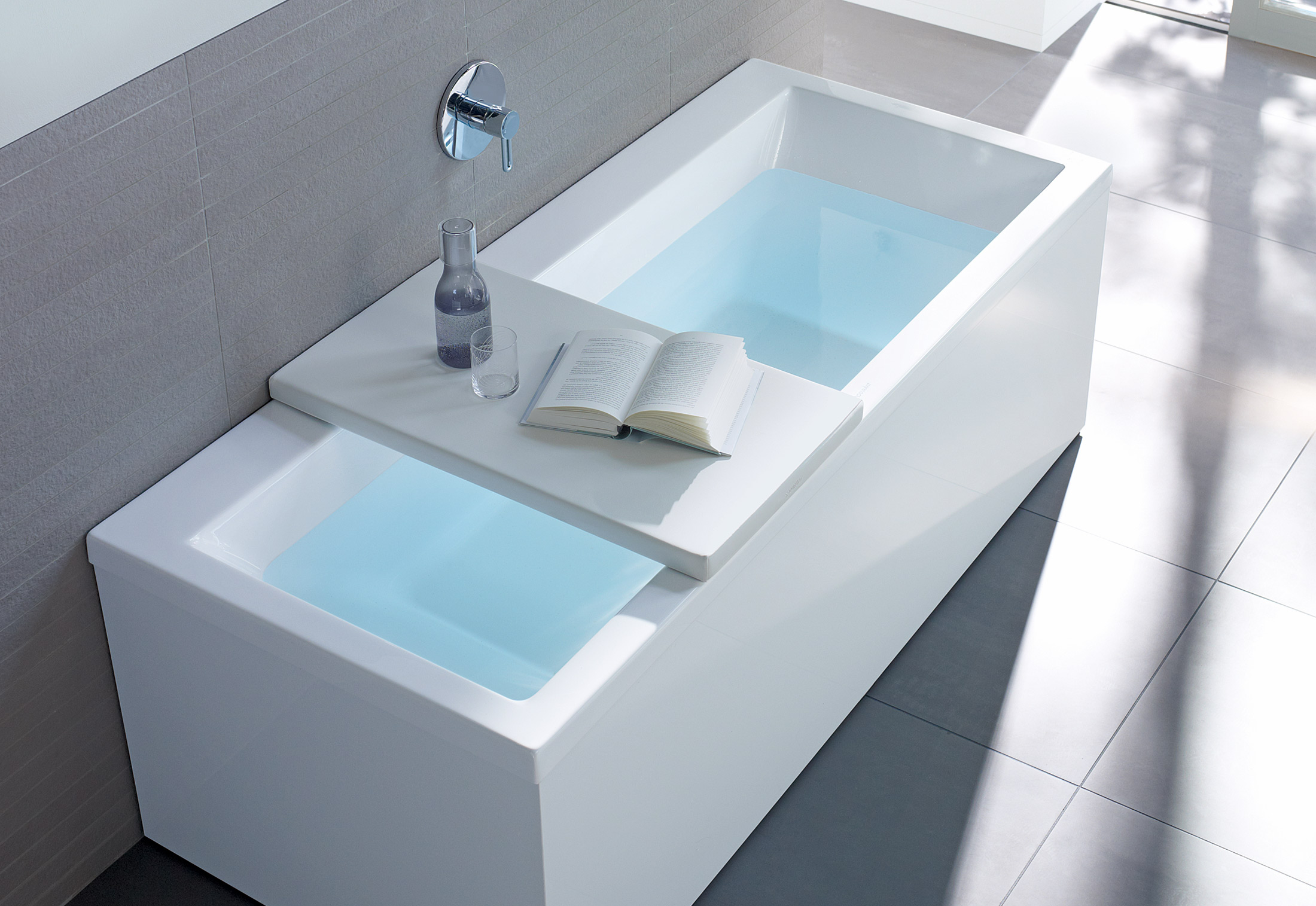 Badekar Installation Bathtub Covers By Duravit Stylepark
