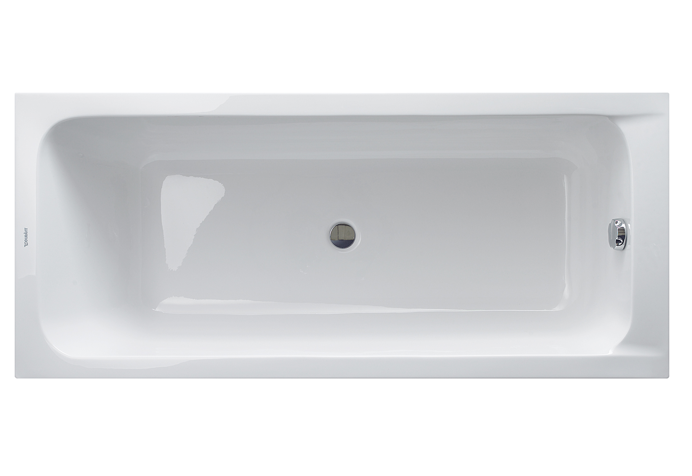 Waschbecken Seven D Code Tube Rectangle By Duravit Stylepark