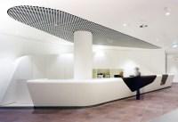 Metal ceiling LOOP by durlum | STYLEPARK