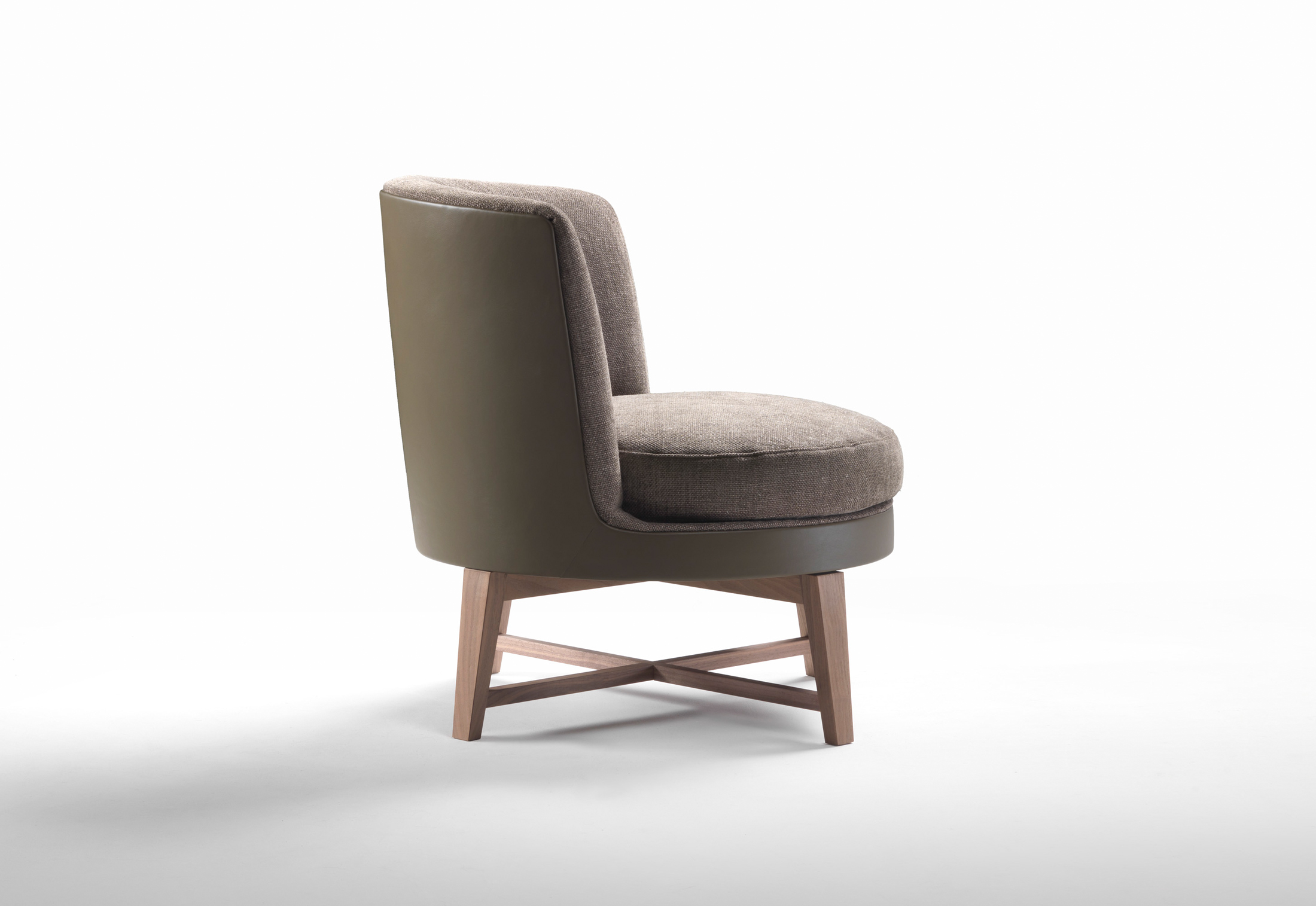 Sessel Holzgestell Feel Good Sessel Holzgestell Von Flexform Stylepark