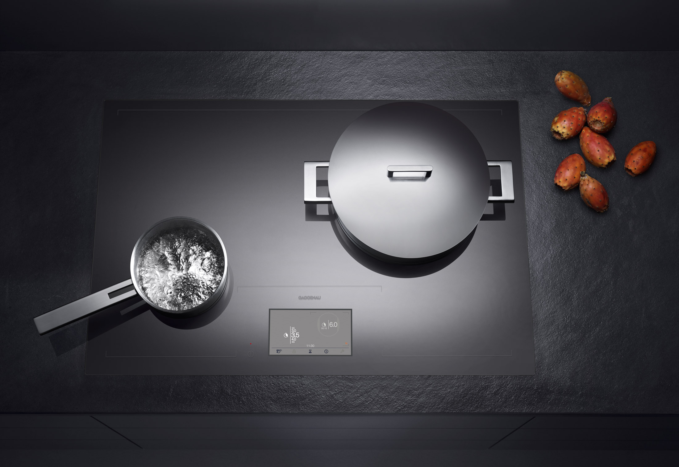 80cm Induction Cooktop Cx 480 By Gaggenau Stylepark