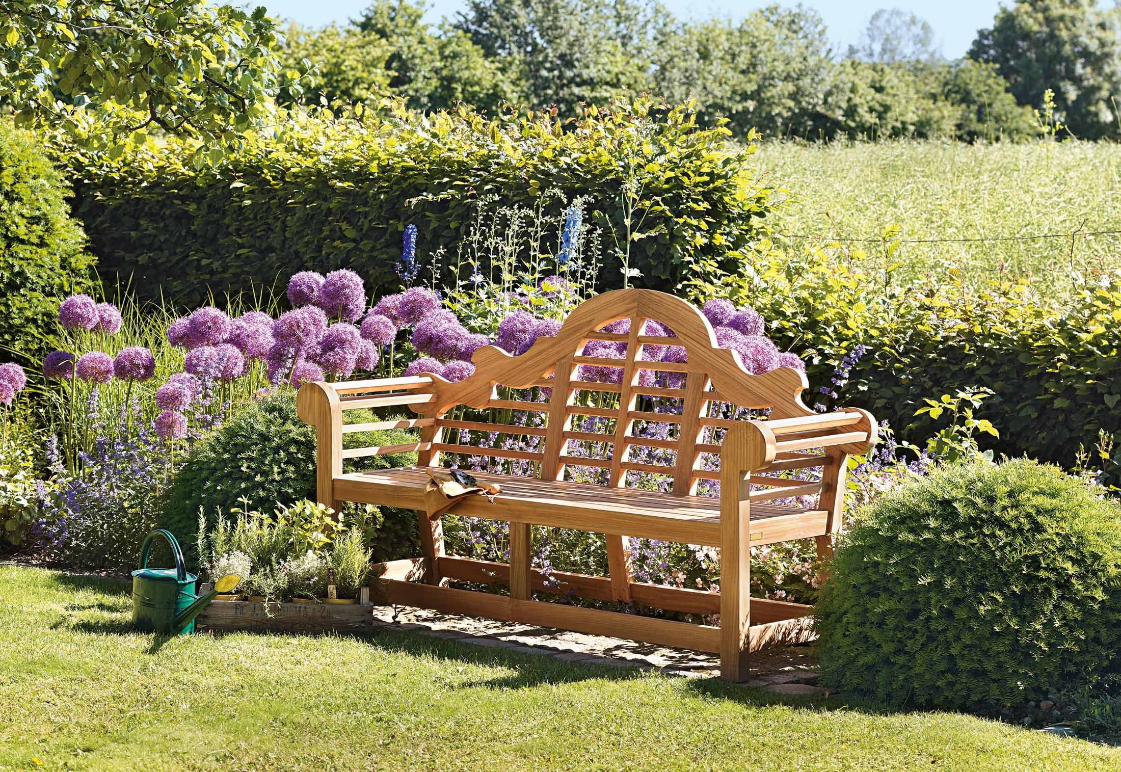 Garpa Bank Sissinghurst Bench By Garpa Stylepark