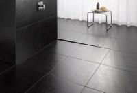 Floor-level shower system Poresta Slot by illbruck | STYLEPARK