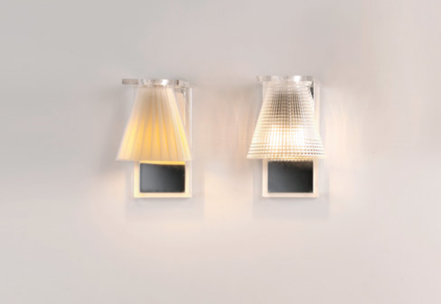 Kartell Lamp Light Air Wall Lamp By Kartell Stylepark