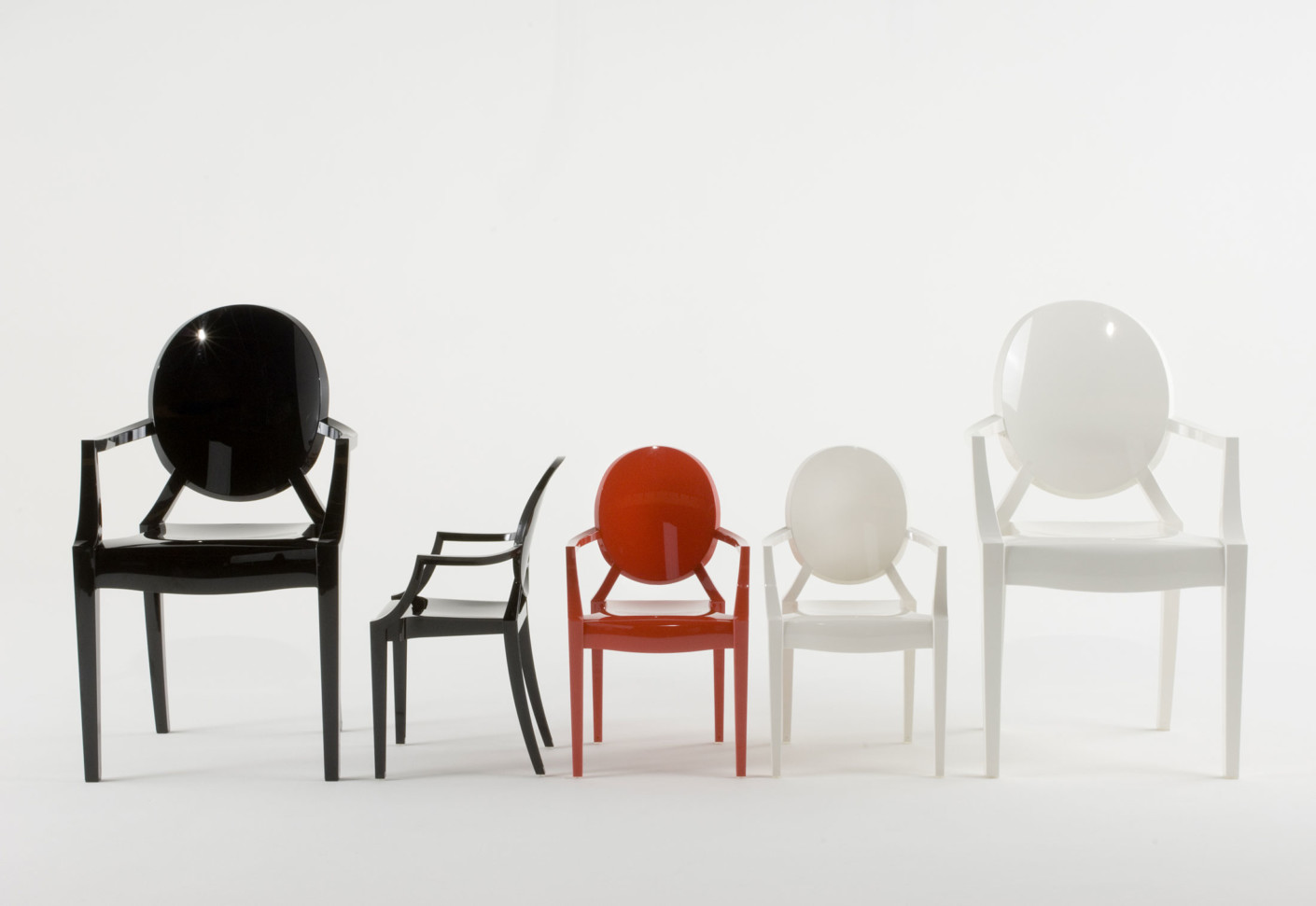 Baby Chair Manufacturers Lou Lou Ghost By Kartell Stylepark