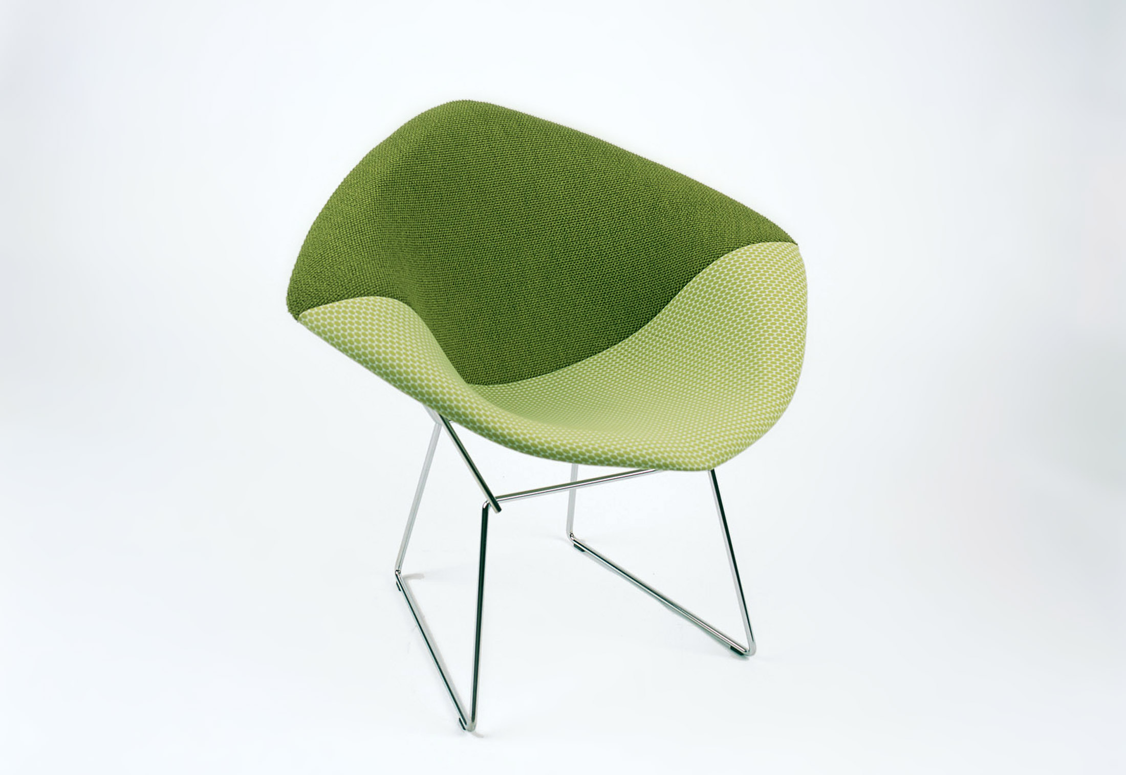 Diamond Sessel Bertoia Diamond Sessel Klein Von Knoll Stylepark
