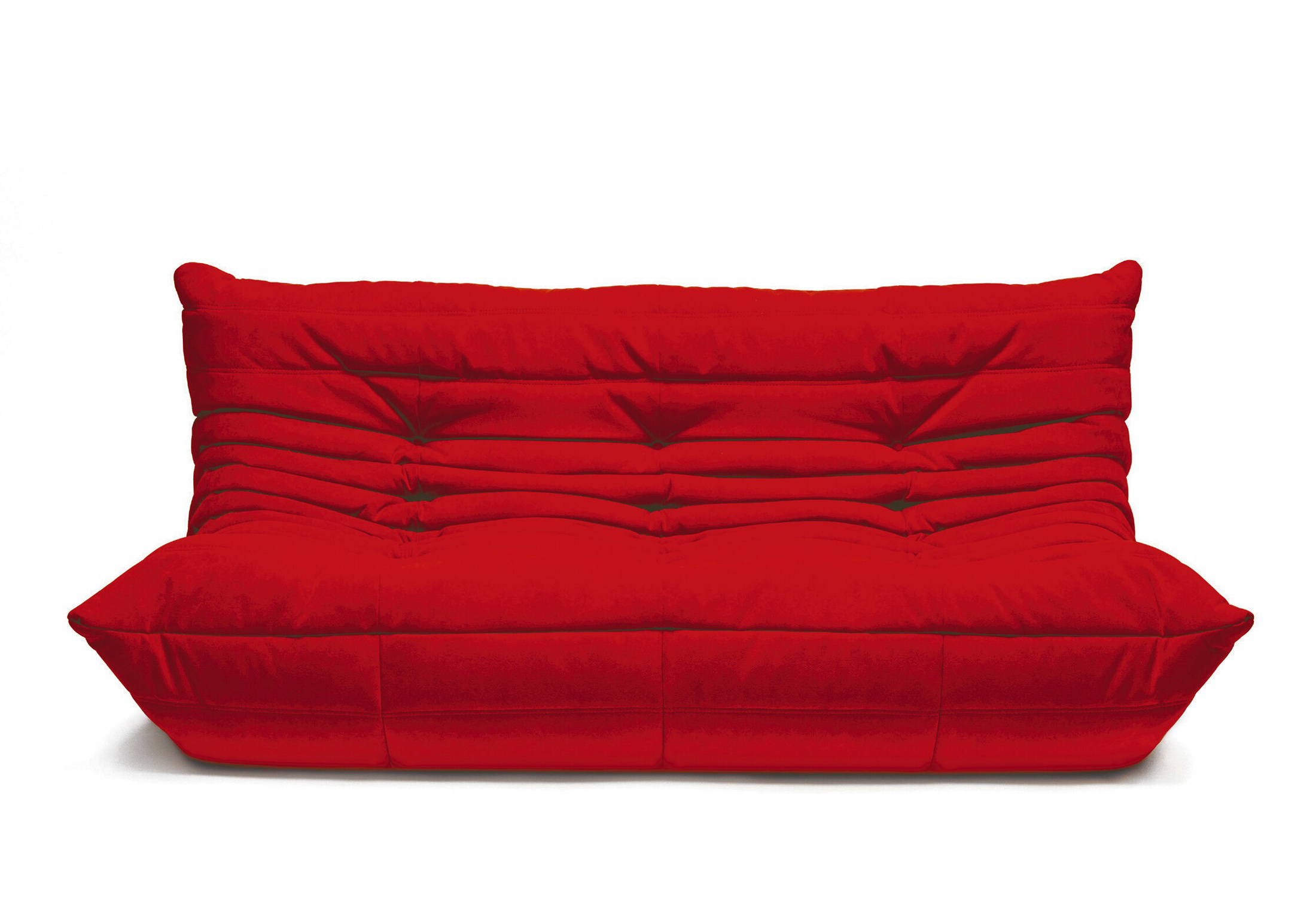 Togo Sofa Dimensions Togo Sofa 3 Seater By Ligne Roset Stylepark