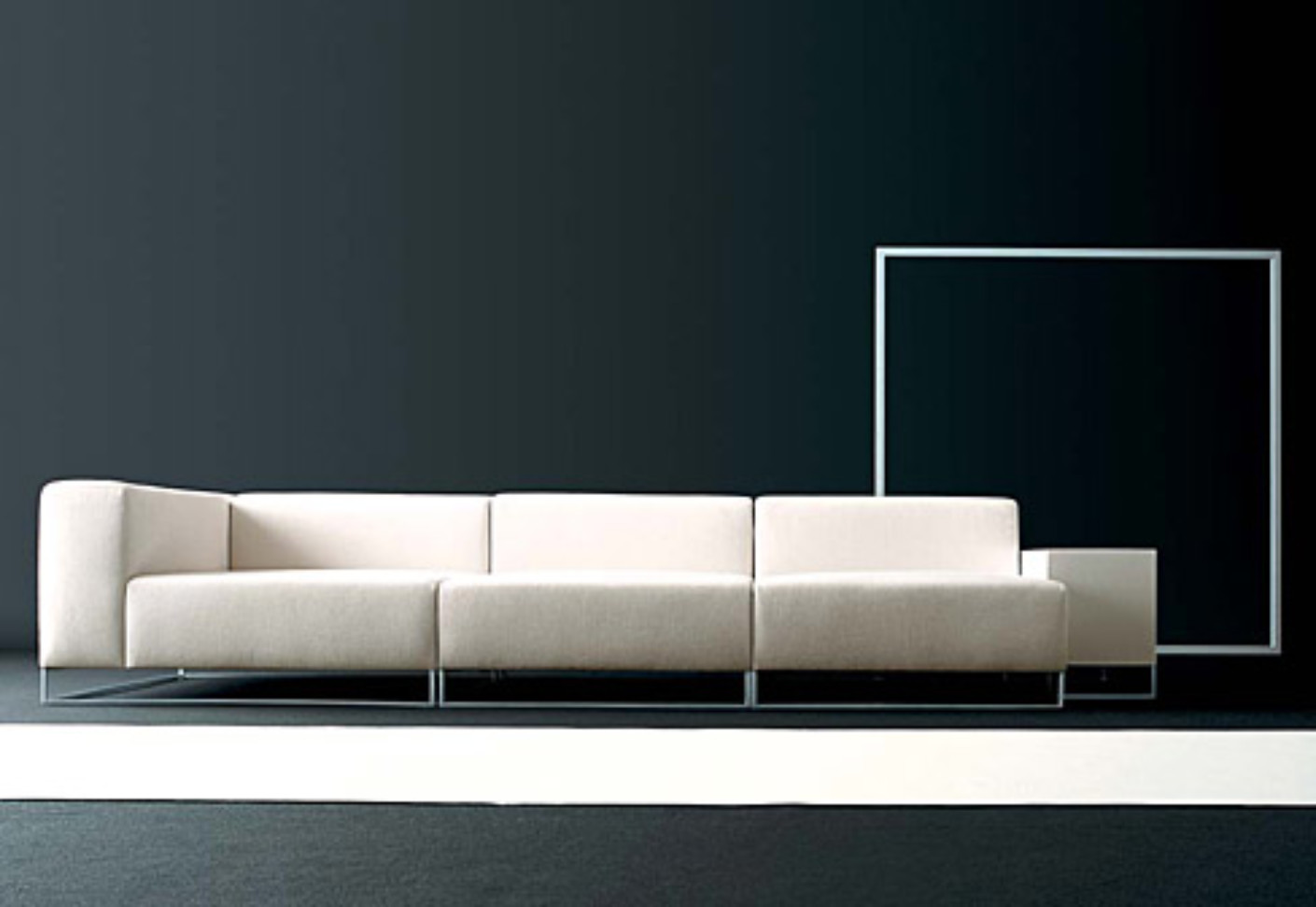 Living Divani Sectional Sofa Wall2 Sofa By Living Divani Stylepark