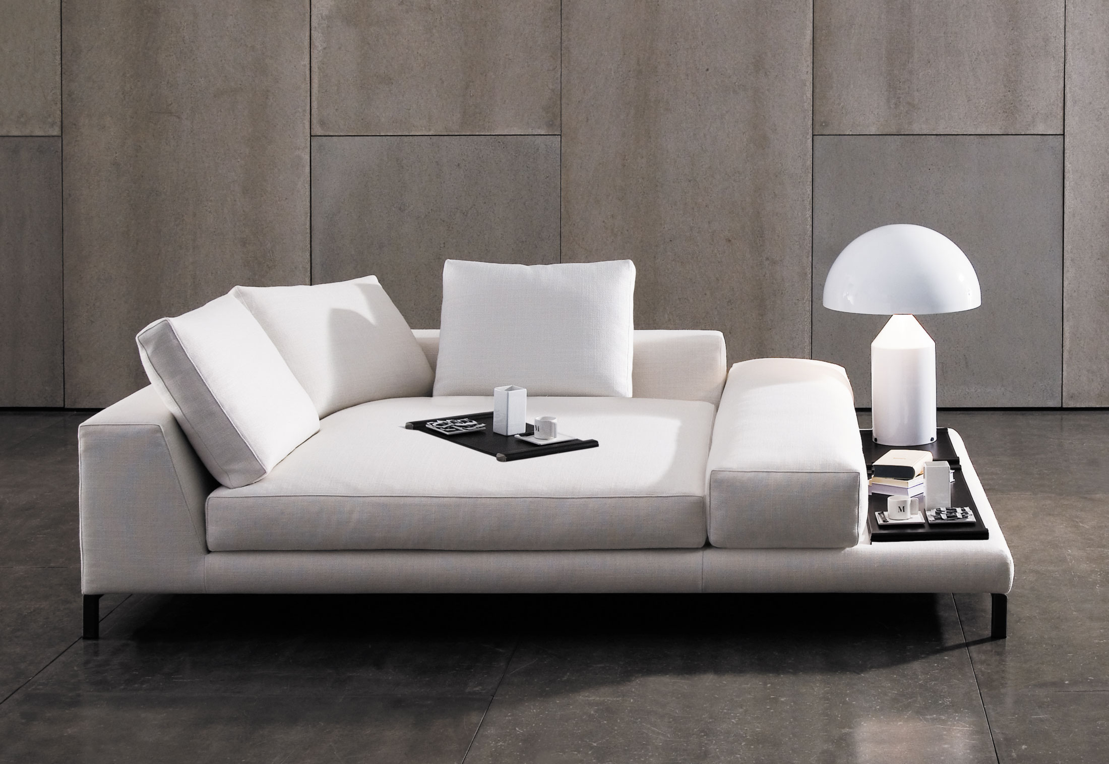 Urban Home Sofa Bed Hamilton Islands By Minotti | Stylepark